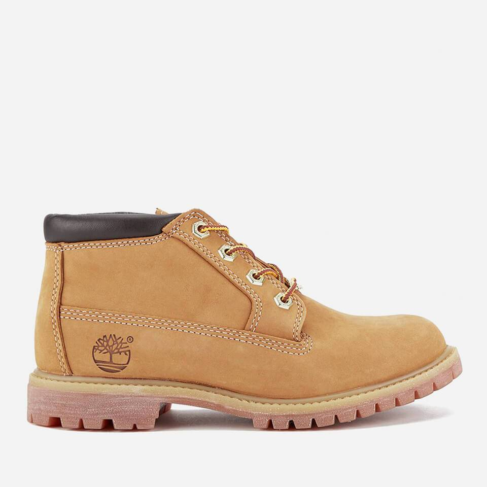 Timberland Women's Nellie Nubuck Chukka Boots - Wheat - UK 8