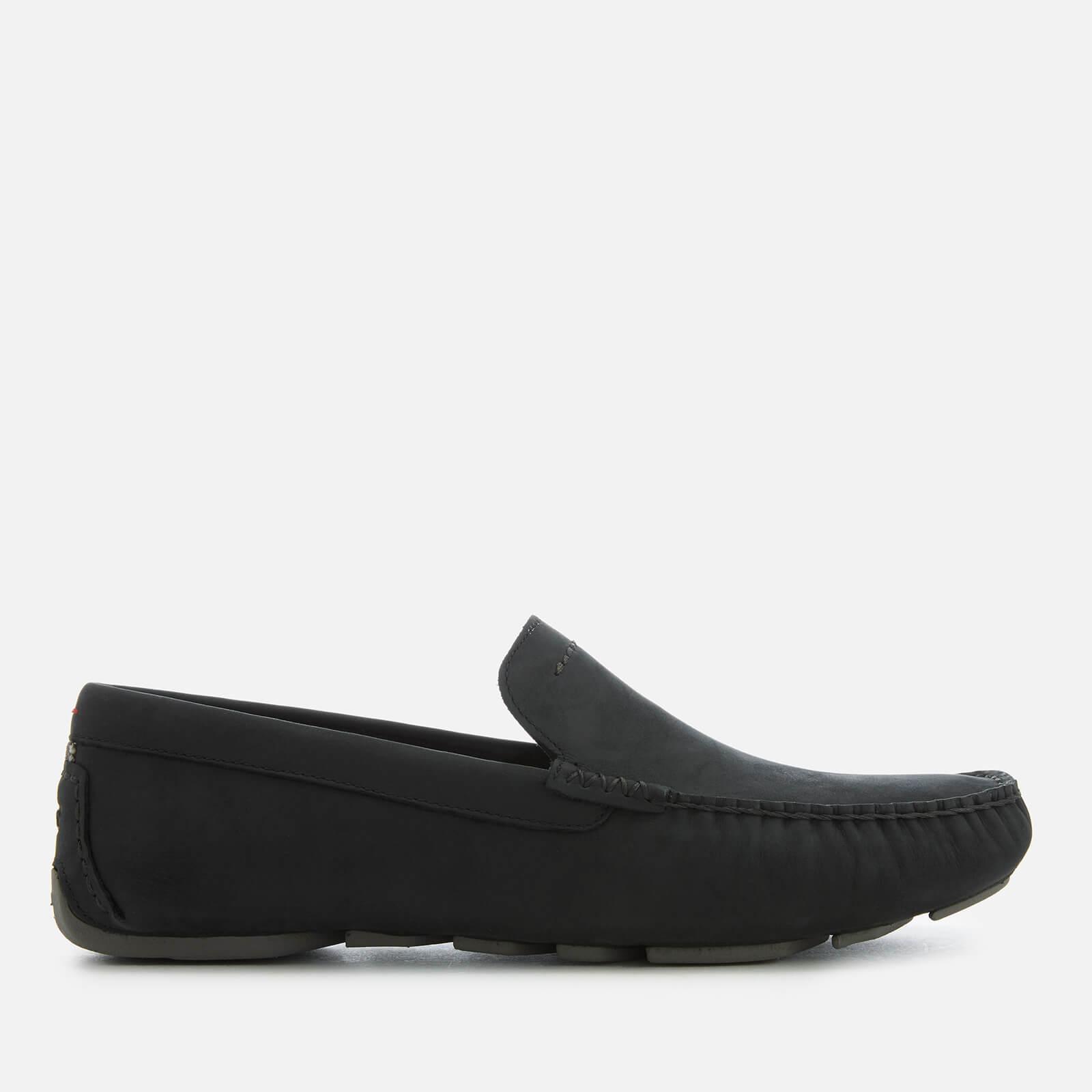 UGG Men's Henrick Driver Shoes - Black - UK 10