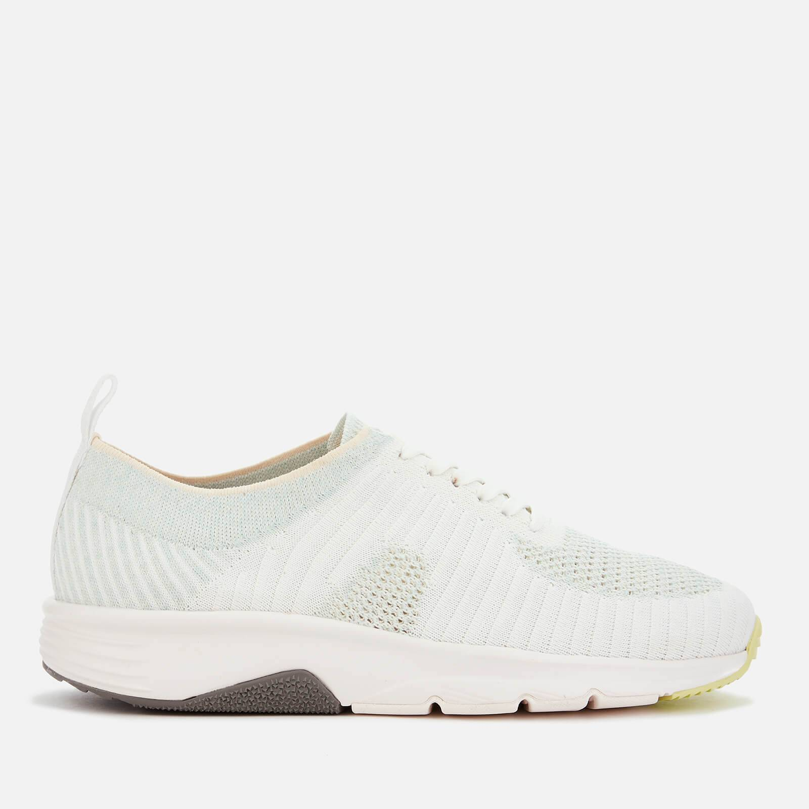 Camper Women's Knitted Running Style Trainers - Multi - UK 6 - White
