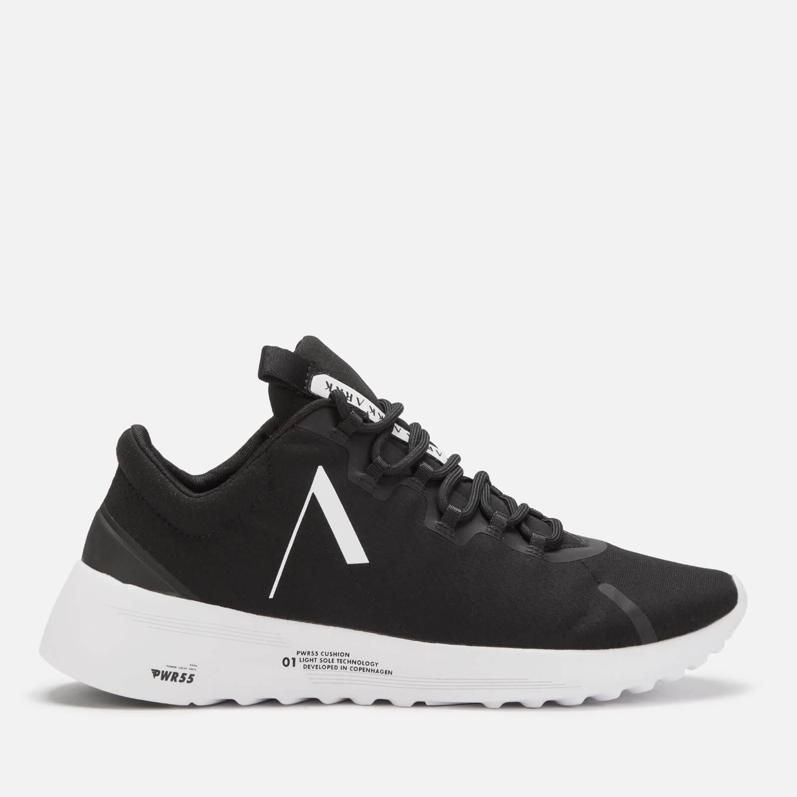 ARKK Copenhagen Men's Axionn Mesh PWR55 Trainers - Black/White - EU 41/UK 7 - Black