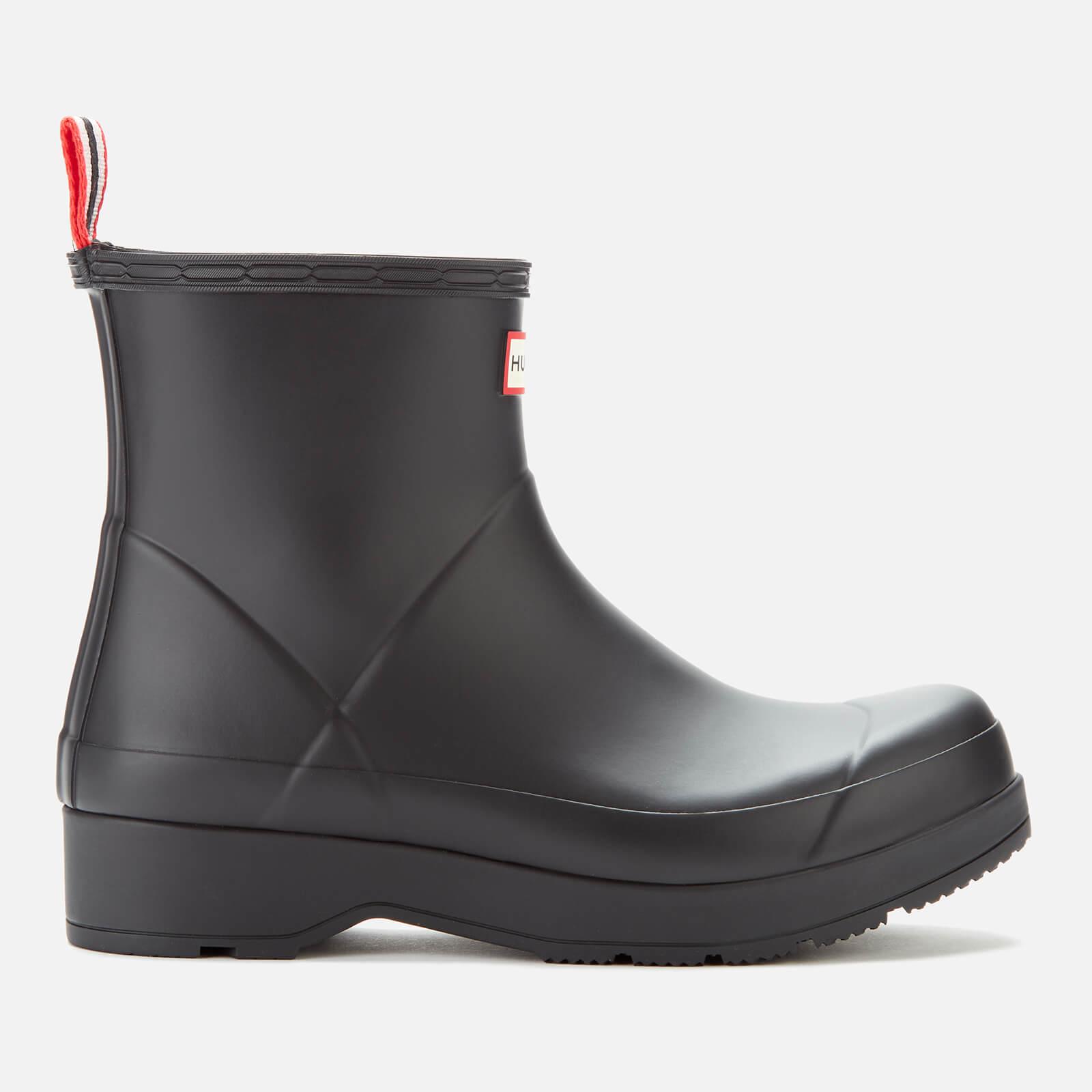 Hunter Men's Original Play Short Boots - Black - UK 8