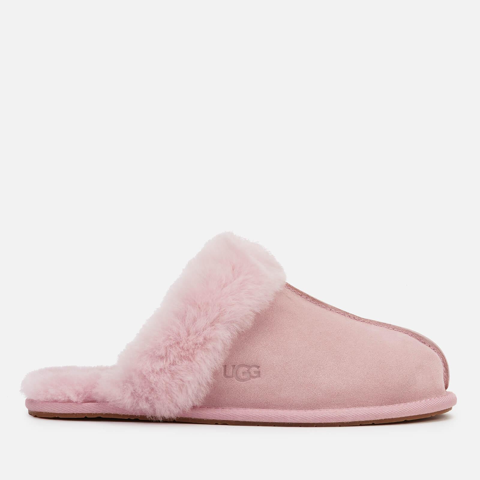 UGG Women's Scuffette II Slippers - Pink Crystal - UK 3