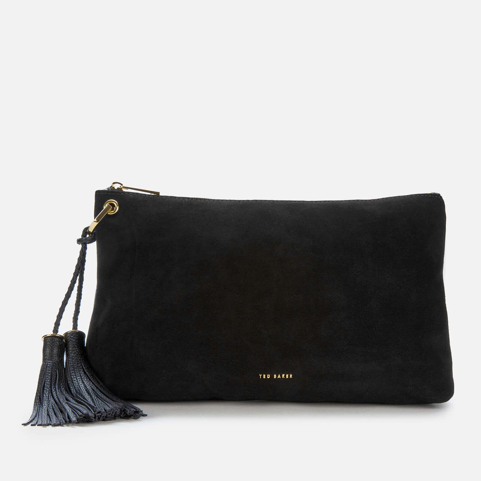 Ted Baker Women's Deseree Double Tassel Clutch Bag - Black