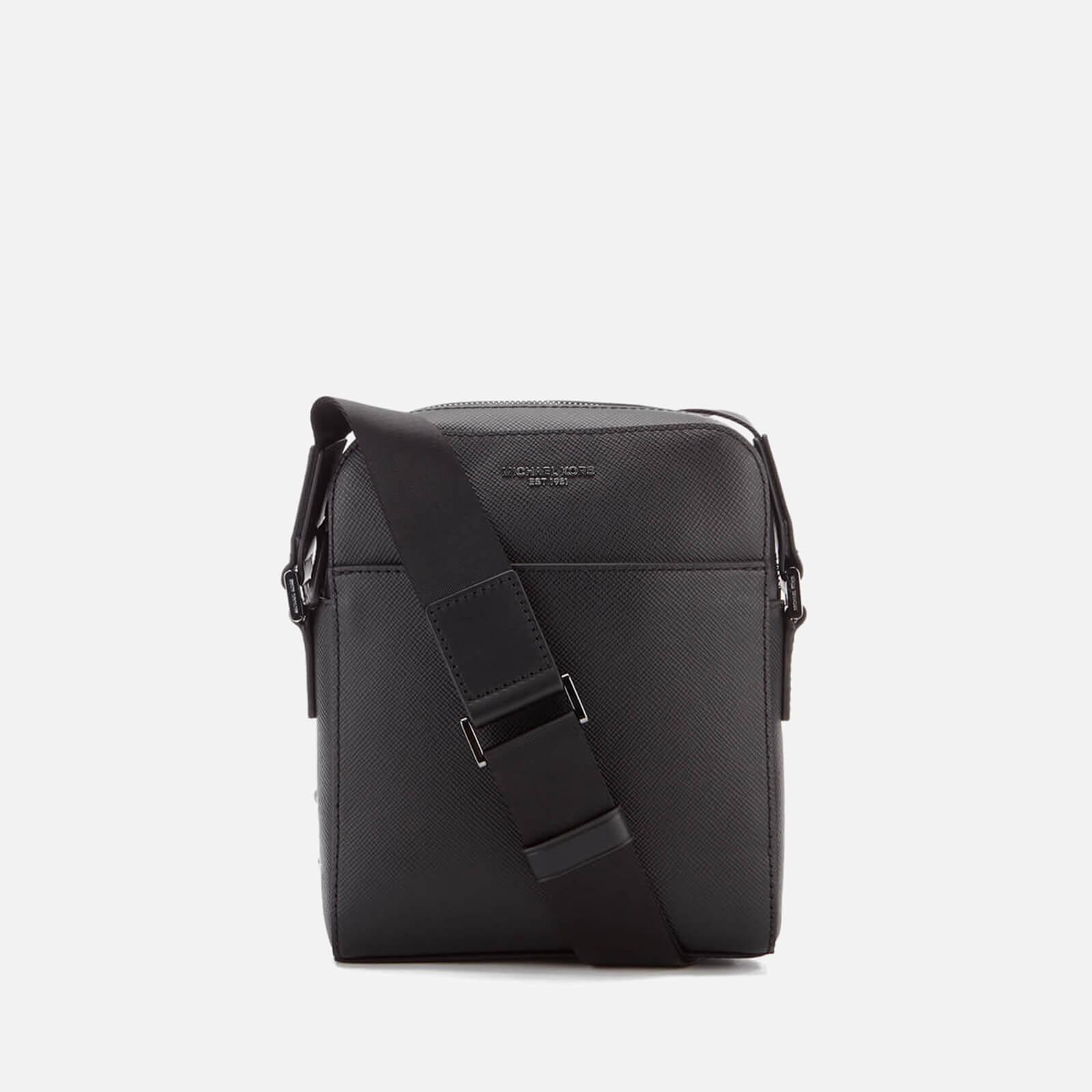 Michael Kors Men's Harrison Flight Bag - Black