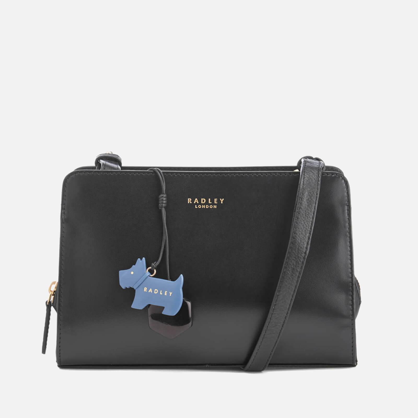 Radley Women's Liverpool Street Medium Zip Top Cross Body Bag - Black