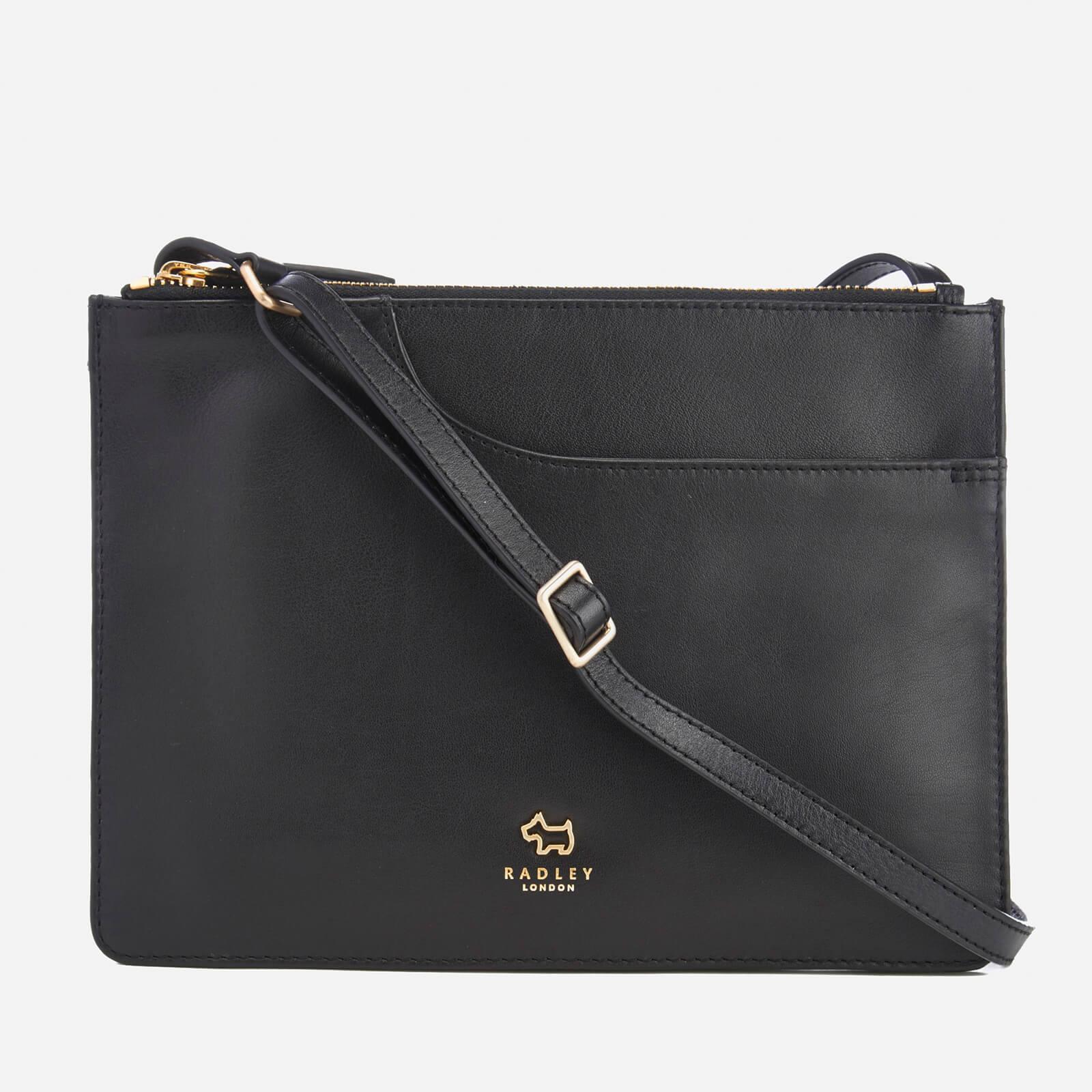 Radley Women's Pockets Medium Cross Body Pocket Compartment Bag - Black