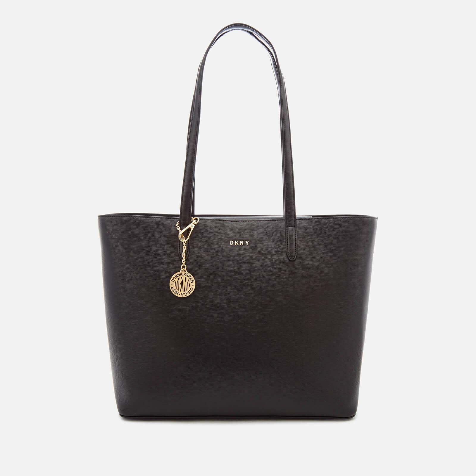 DKNY Women's Bryant Large Tote Bag - Black