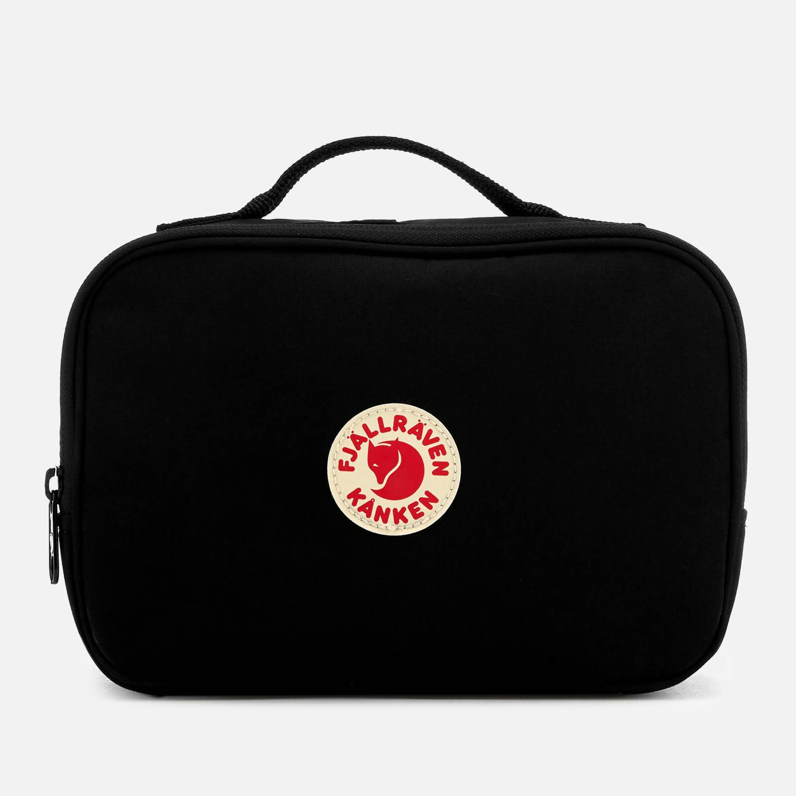 Fjallraven Kanken Toiletry Bag - Black