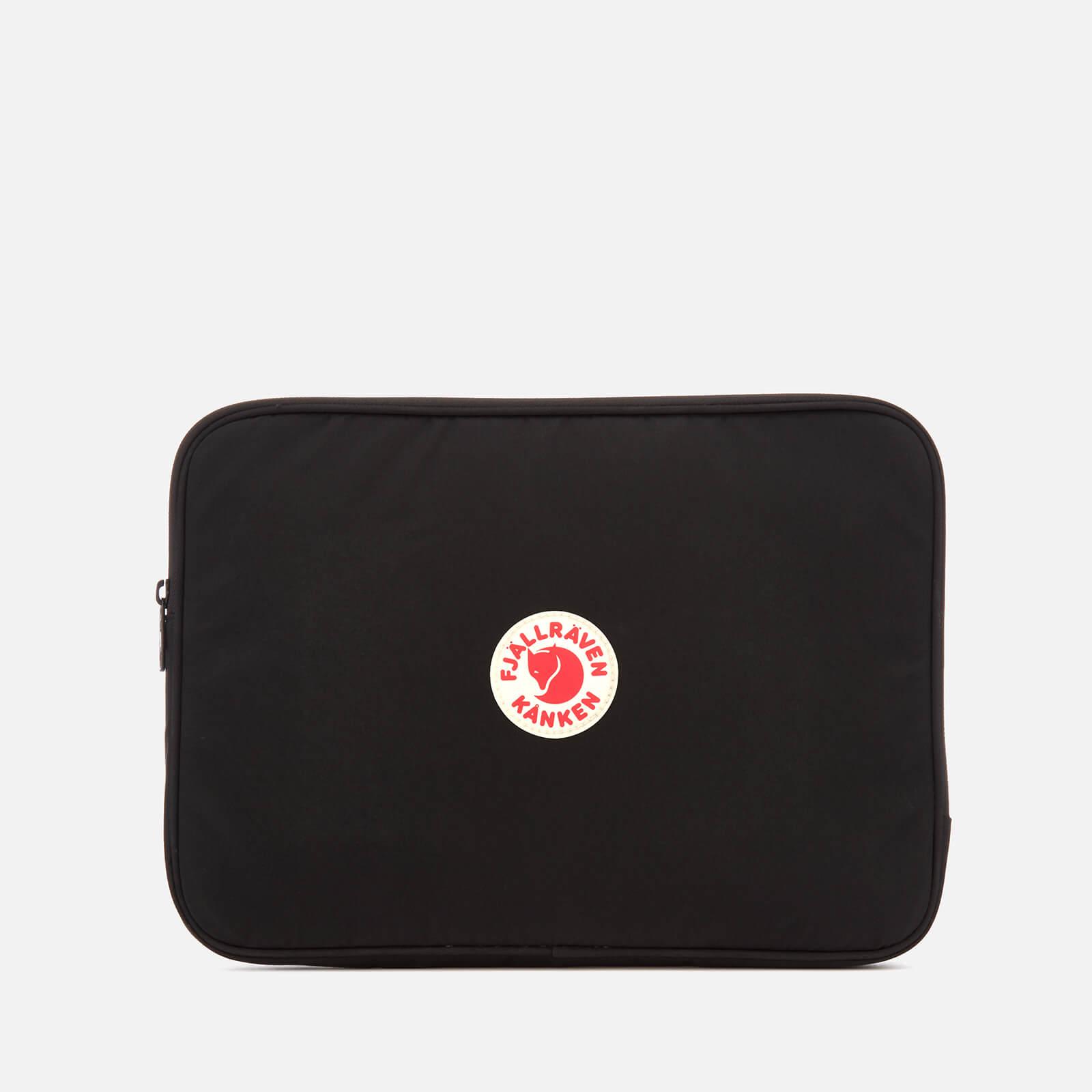 Fjallraven Kanken Laptop Case 13  - Black