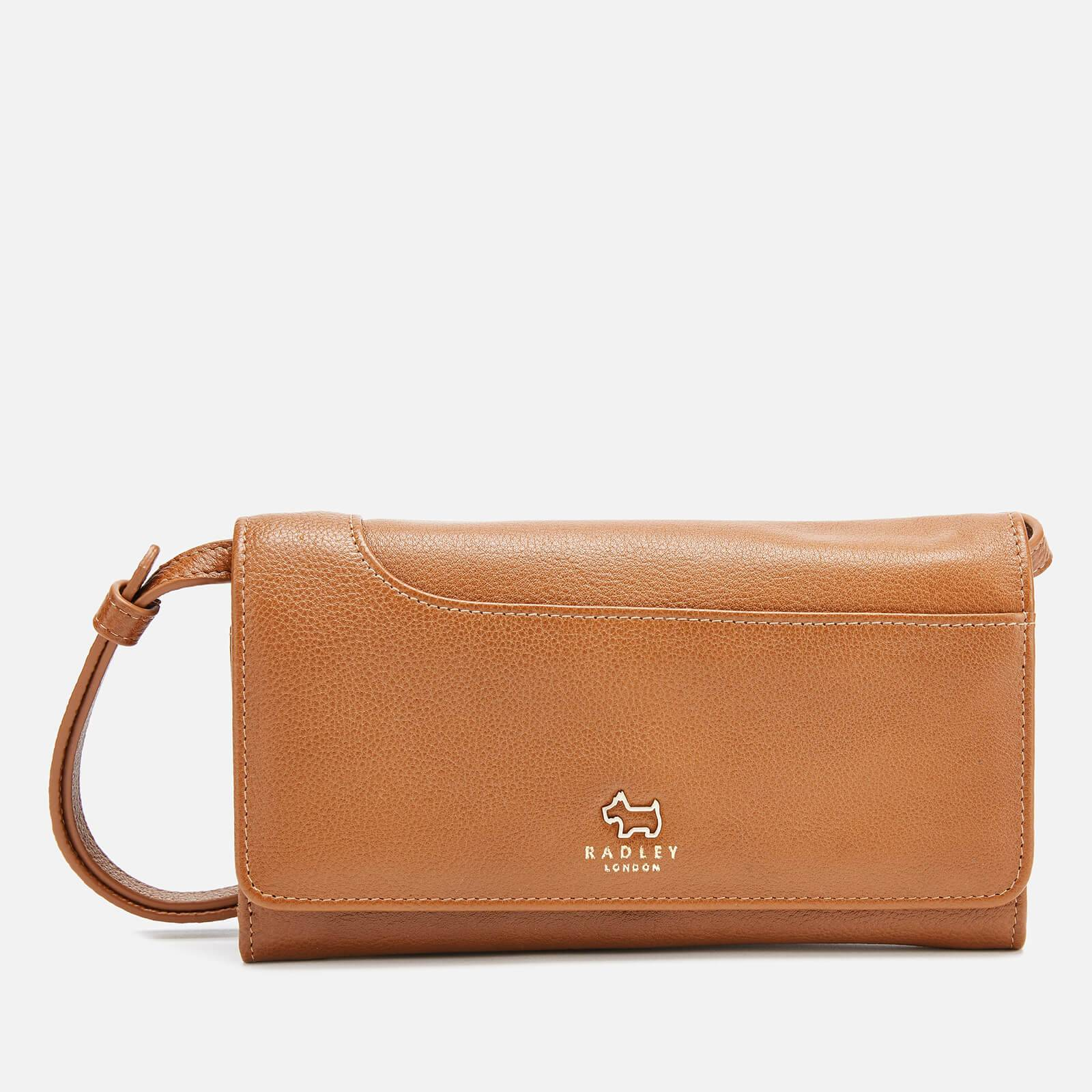 Radley Women's Pockets Large Phone Cross Body Bag - Honey