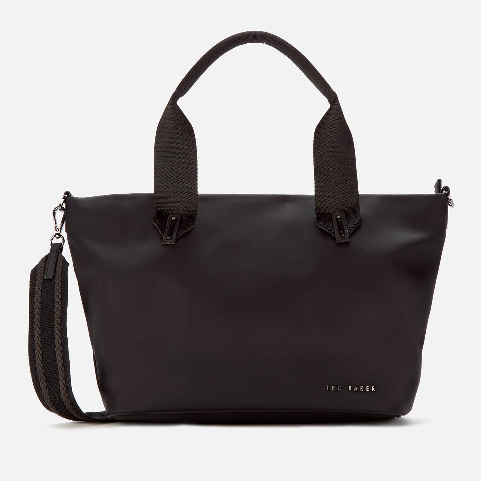 Ted Baker Women's Macieyy Plain Small Nylon Tote Bag - Black