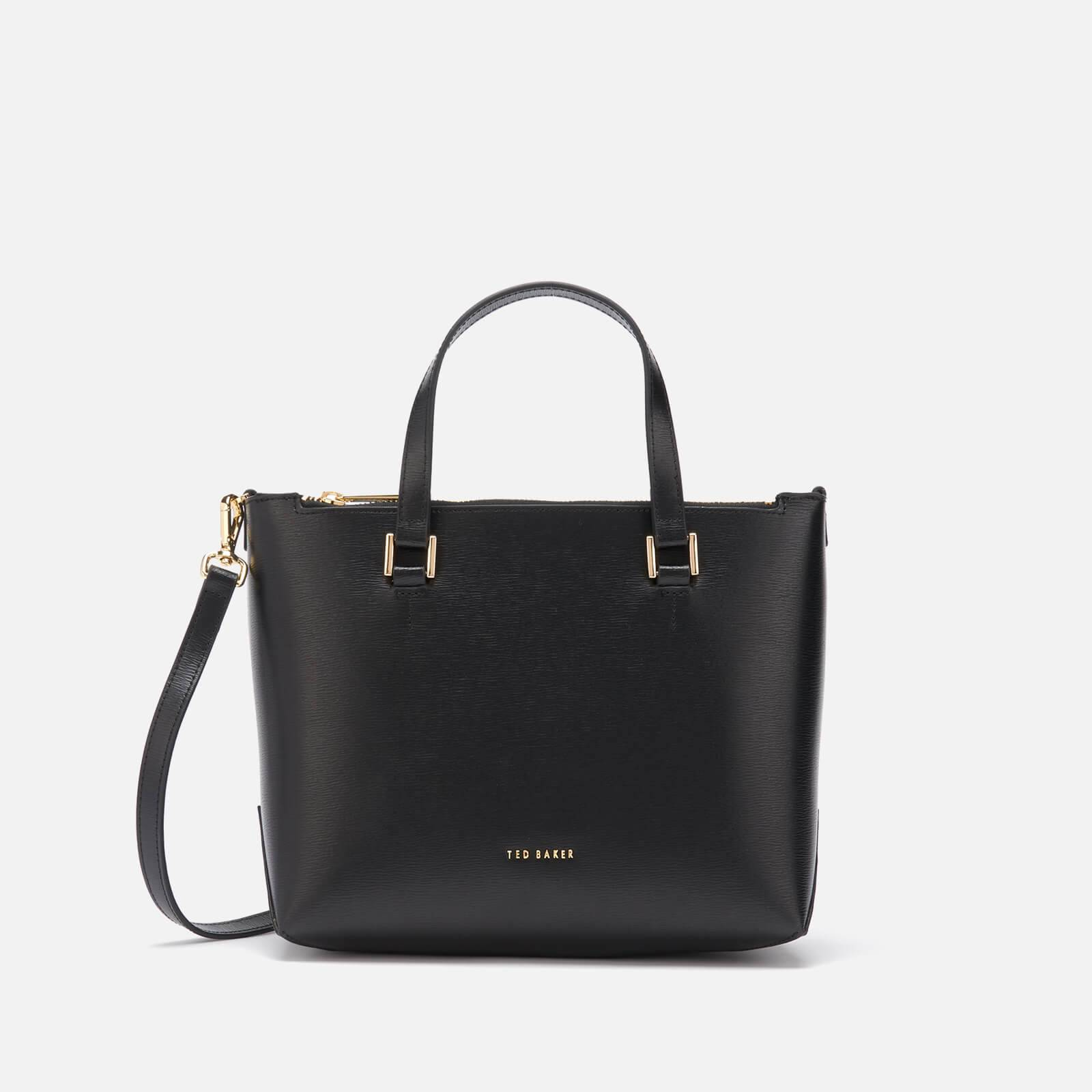 Ted Baker Women's Liliaan Leather Tote Bag - Black
