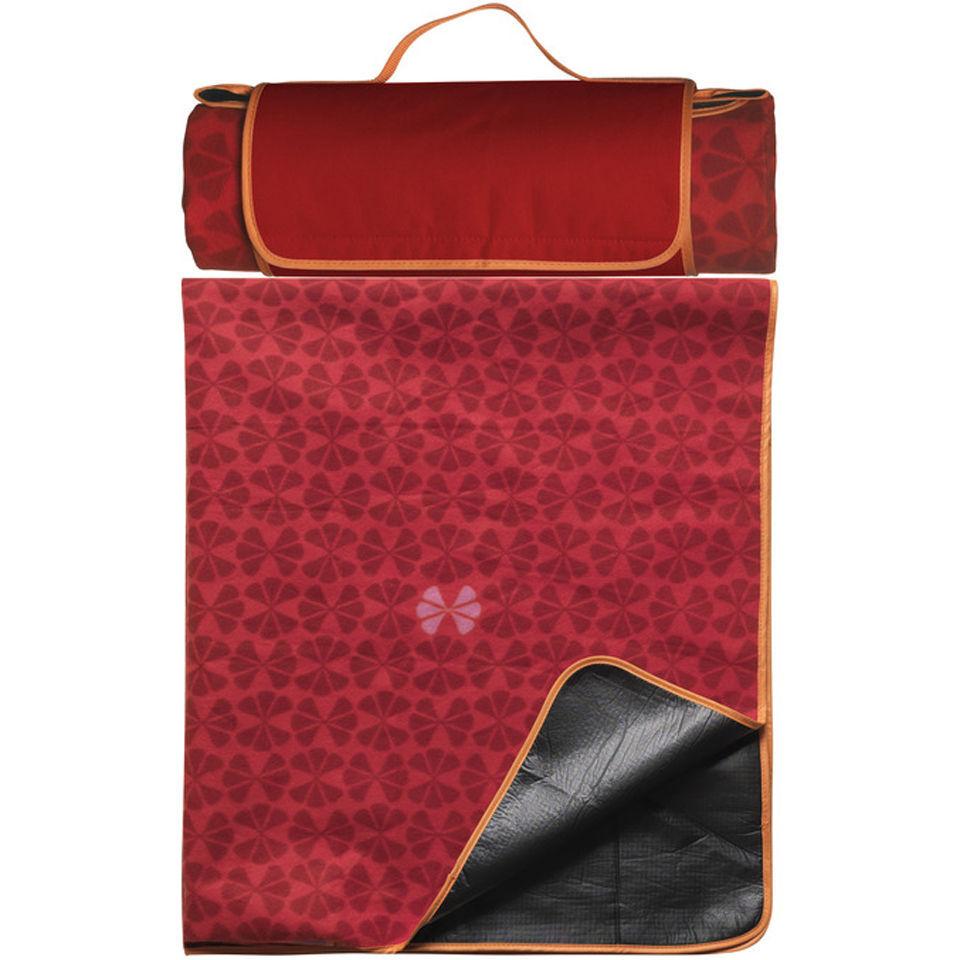 Sagaform Happy Picnic Blanket - Red
