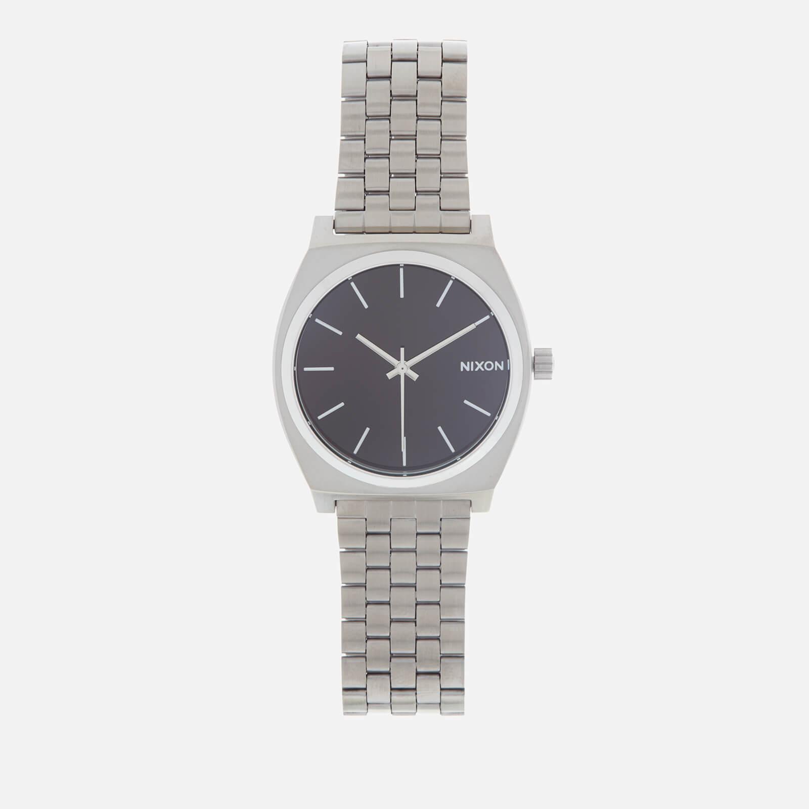 Nixon Men's The Time Teller Watch - Black