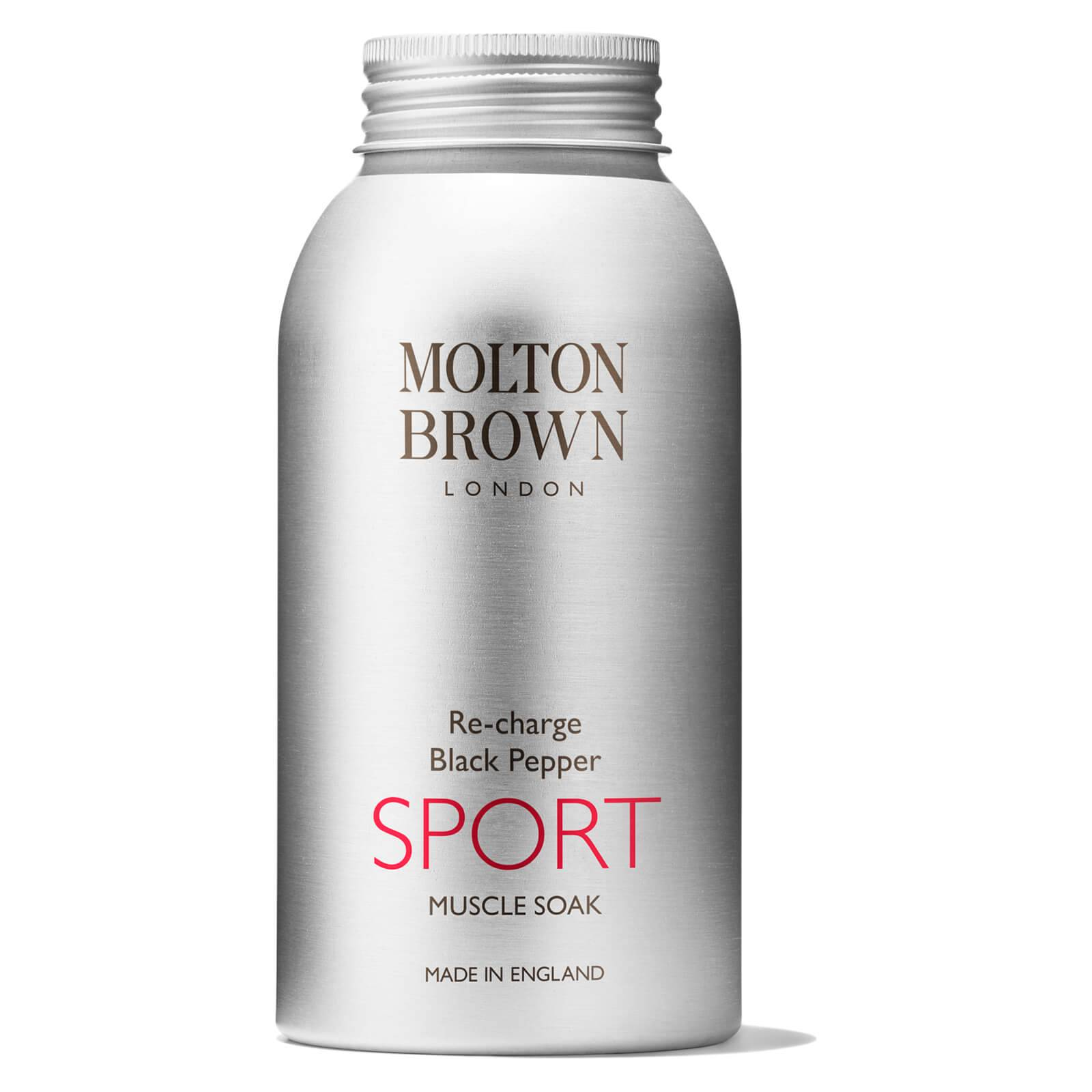 Molton Brown Re-Charge Black Pepper SPORT Muscle Soak (300g)