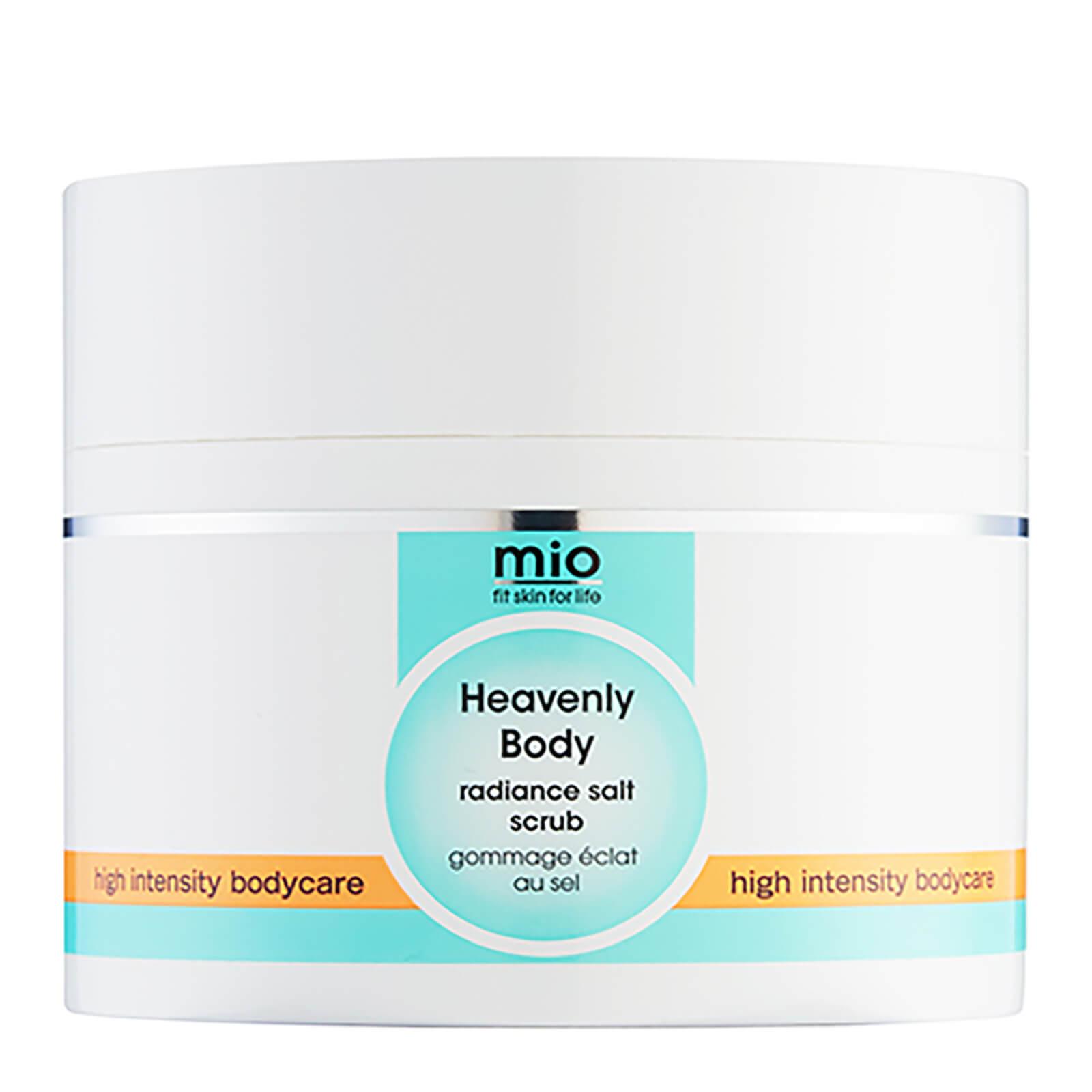 Mitac Mio Skincare Heavenly Body Radiance Salt Scrub 300g