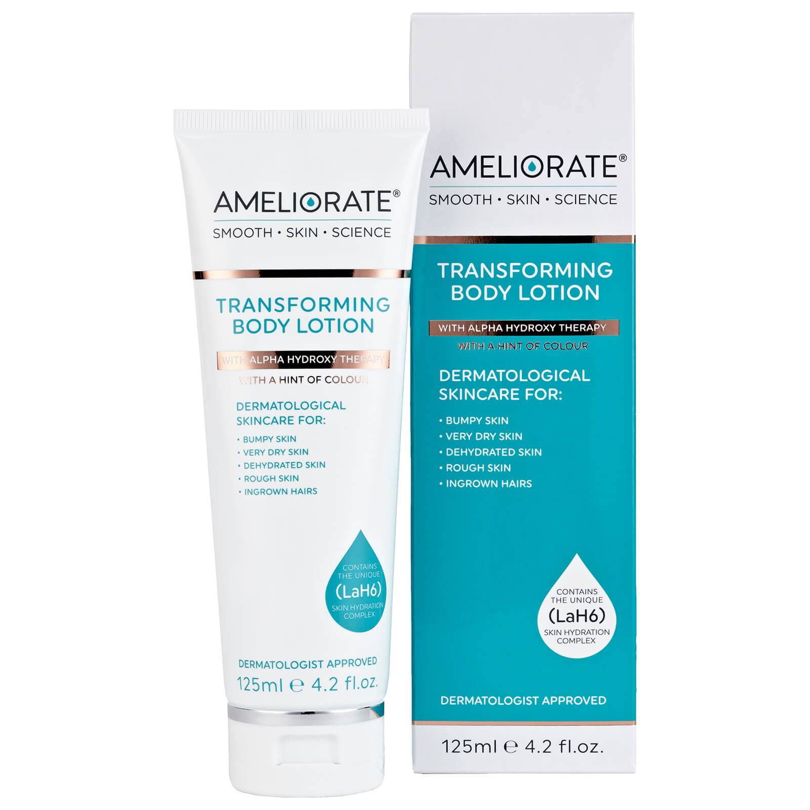 AMELIORATE Transforming Body Lotion with a Hint of Colour 125ml