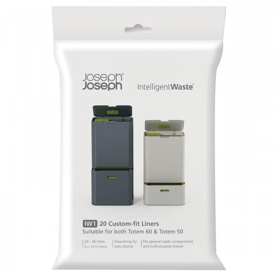 Joseph Joseph Iw1 General Waste Bin Liners (24-36L)