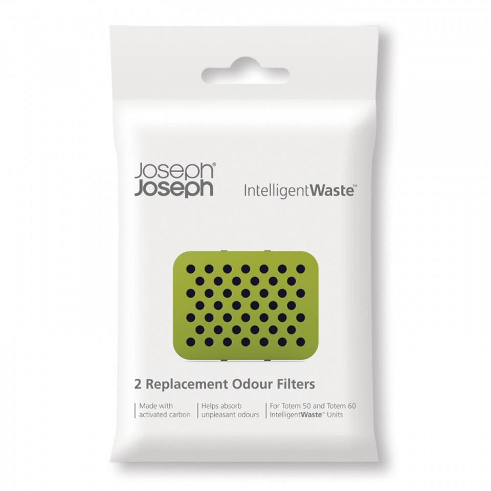 Joseph Joseph Replacement Odour Filters (Pack of 2)
