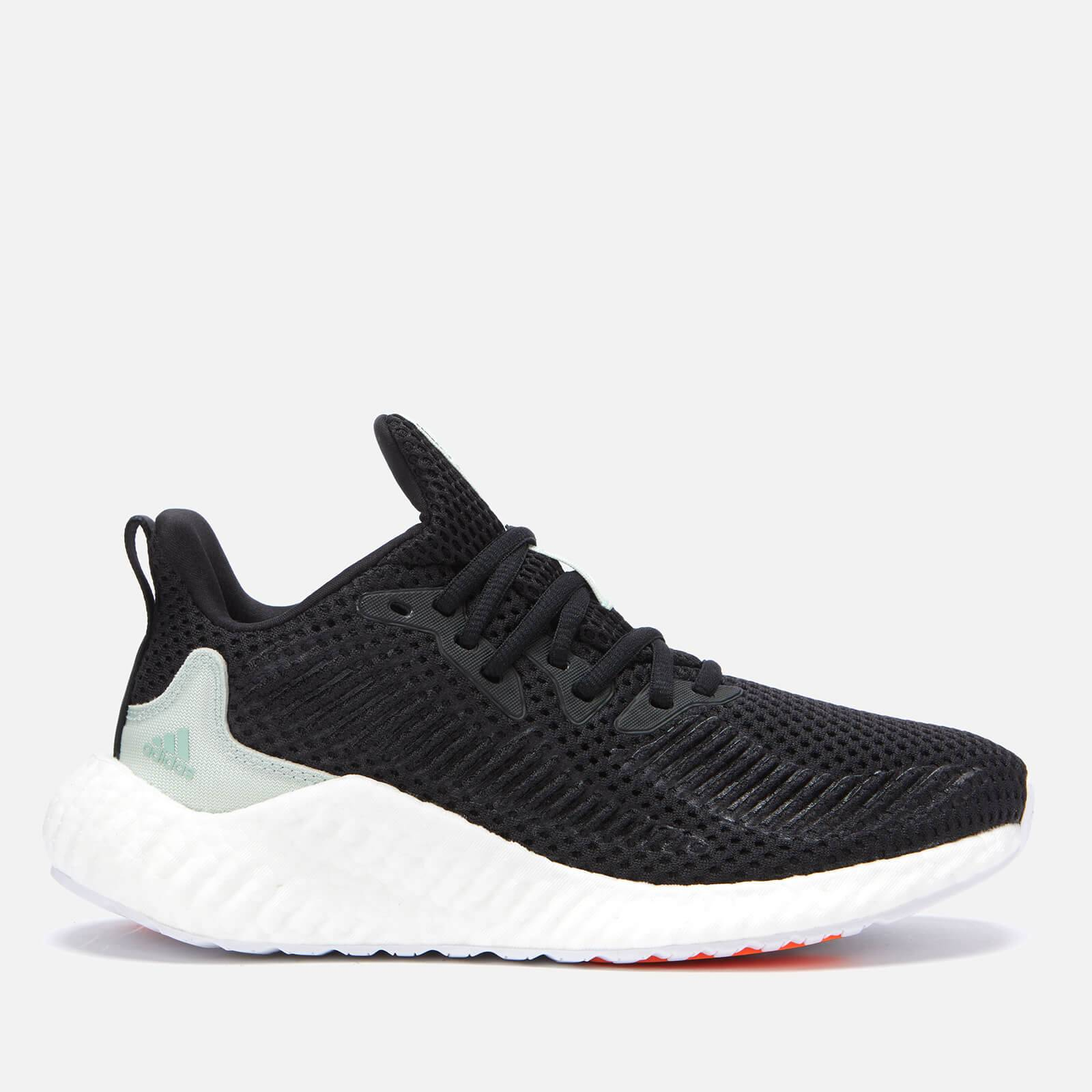 adidas Women's Alphaboost Parley Trainers - Black - UK 6 - Black