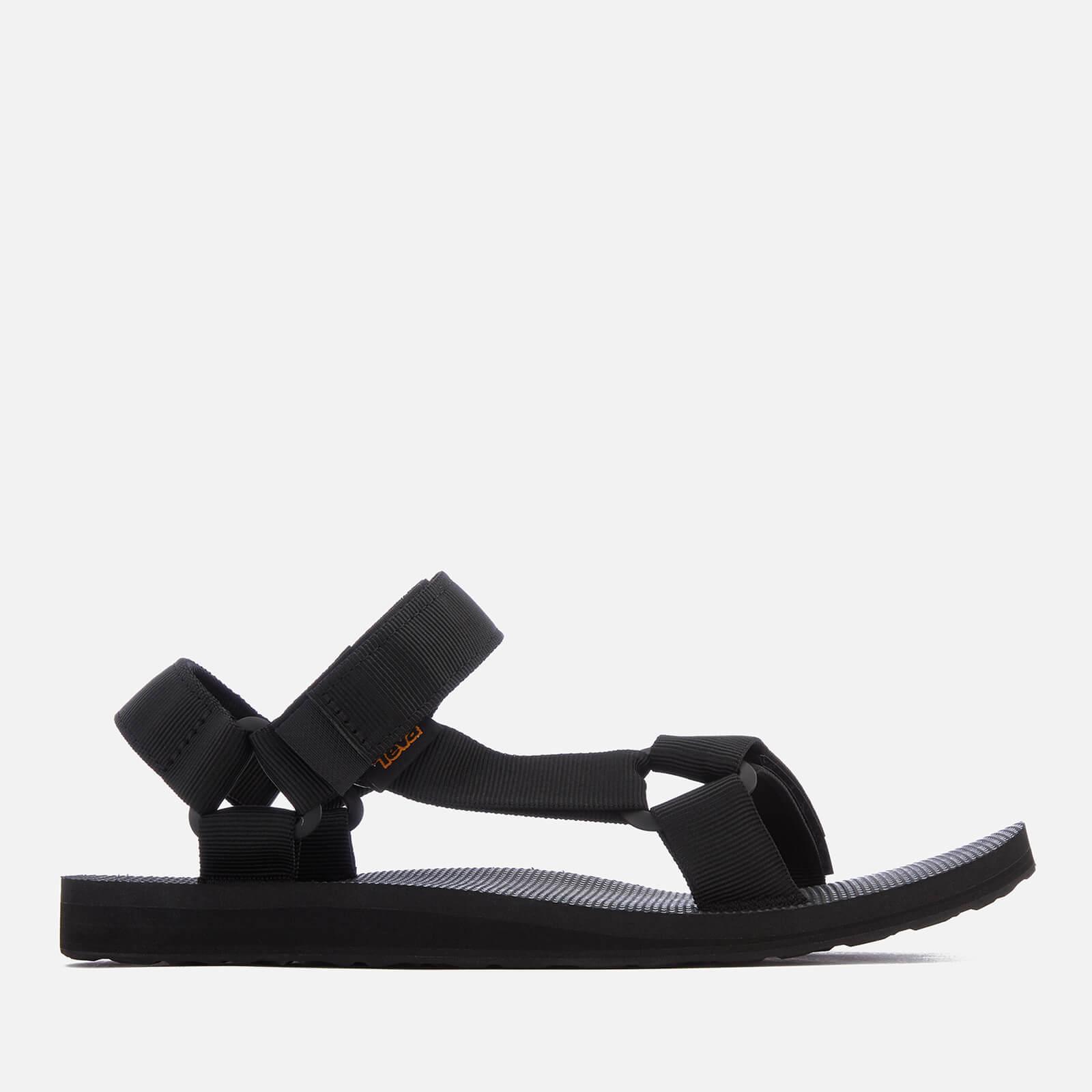 Teva Men's Original Universal Urban Sport Sandals - Black - UK 9
