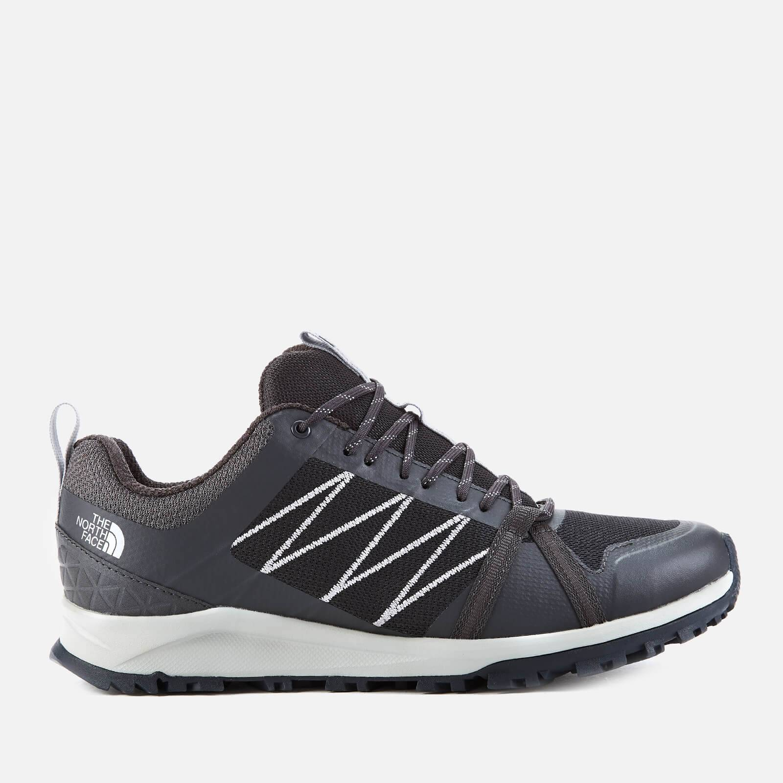 The North Face Men's Litewave Fastpack 2 Trainers - Ebony Grey/High Rise Grey - UK 6