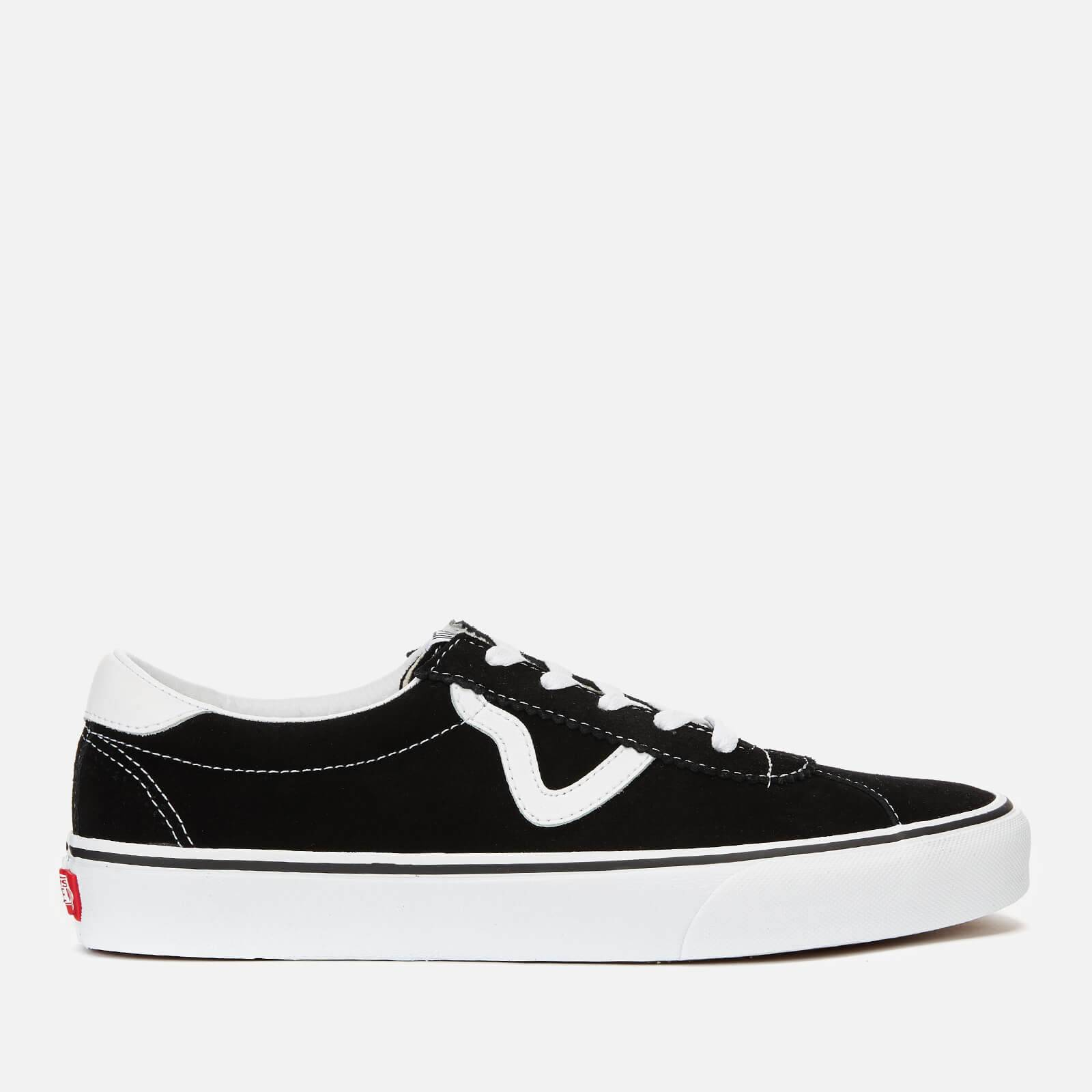 Vans Sport Suede Trainers - Black - UK 11