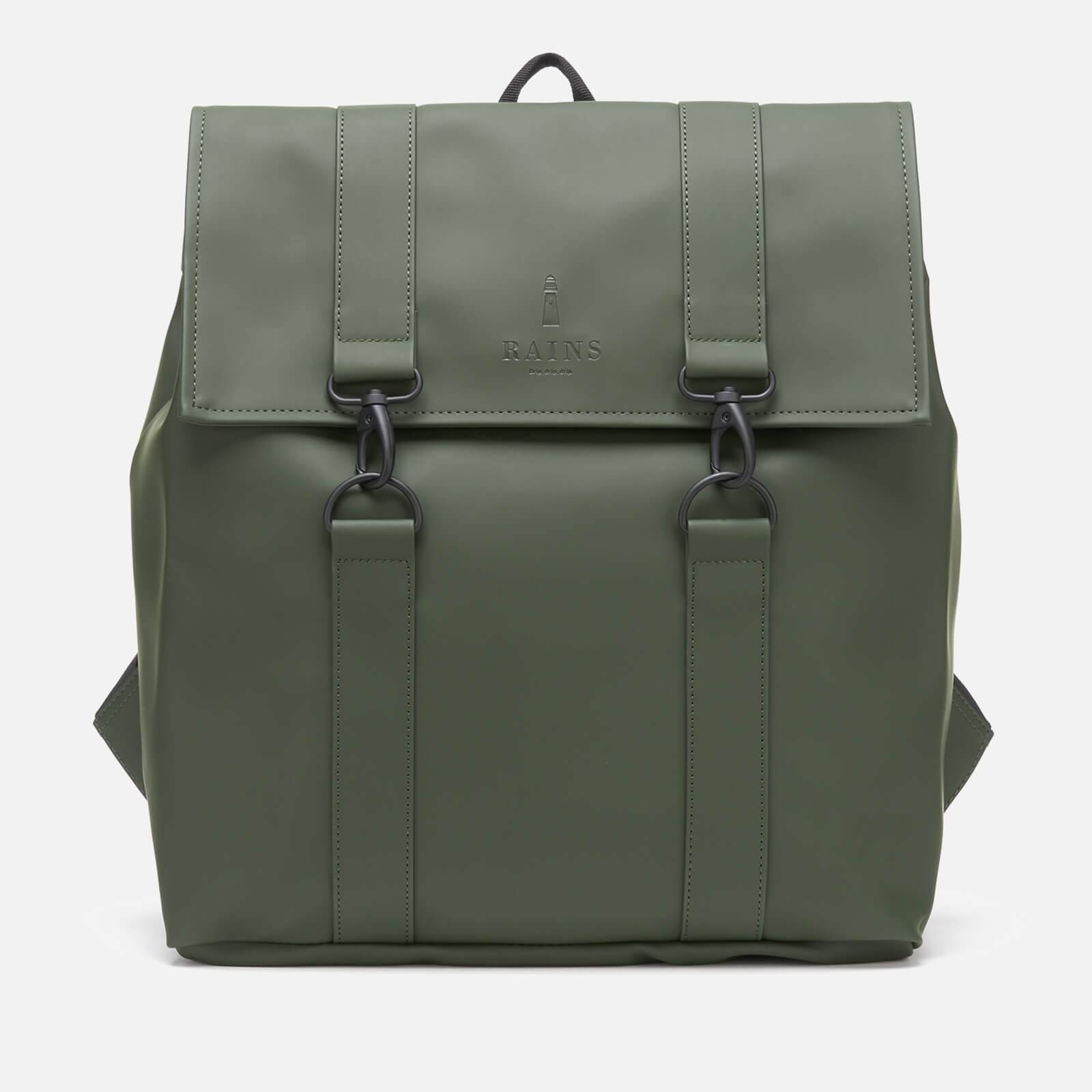 RAINS Men's MSN Bag - Green
