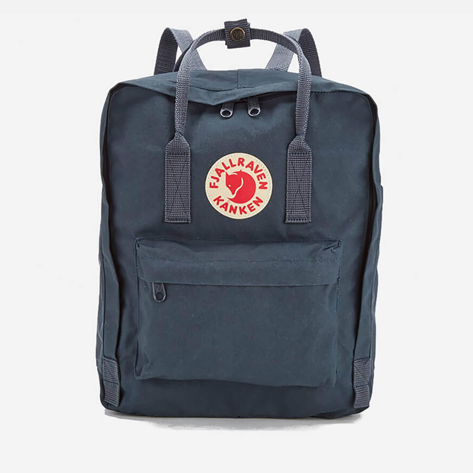 Fjallraven Women's Kanken Backpack - Navy - Navy