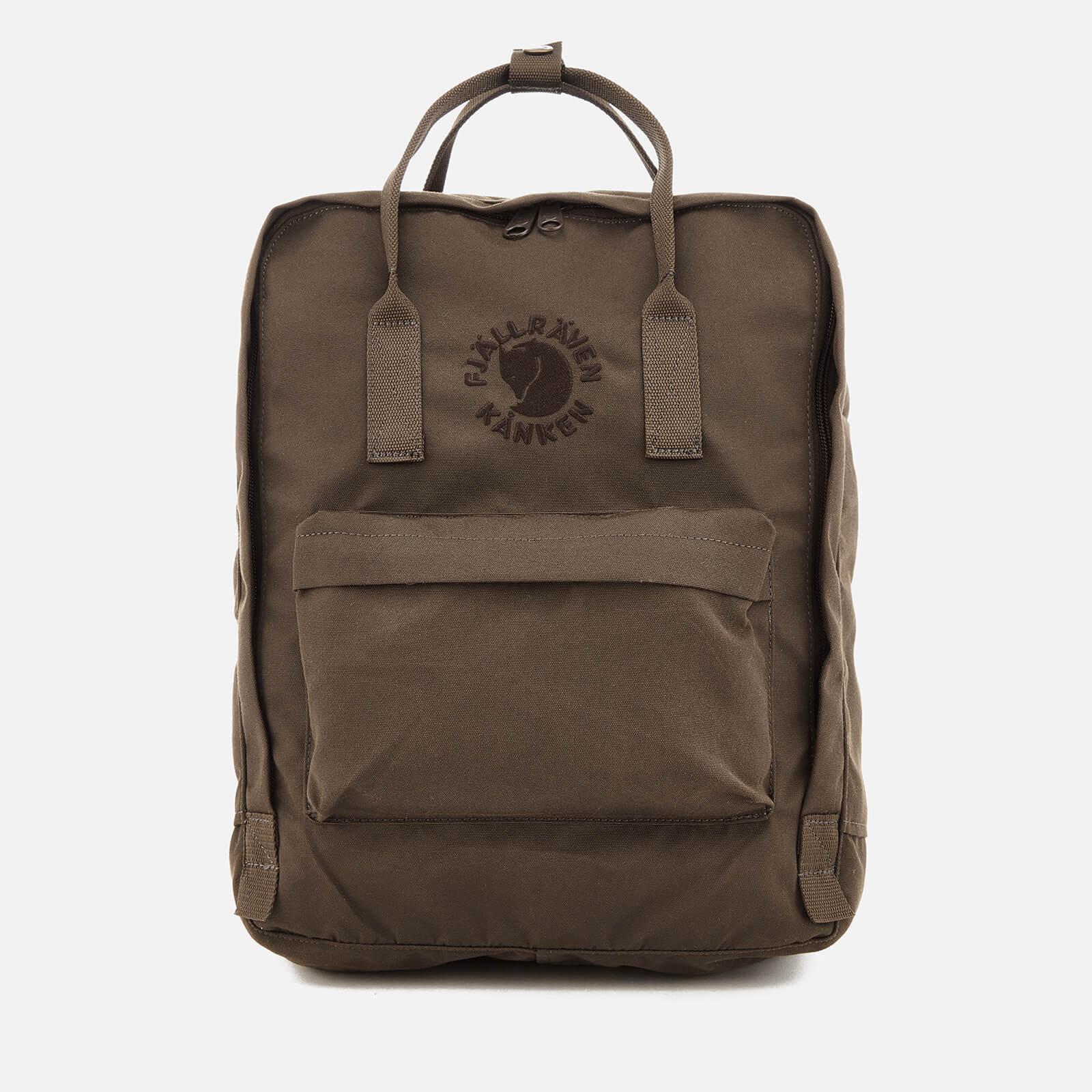 Fjallraven Women's Re-Kanken Backpack - Dark Olive
