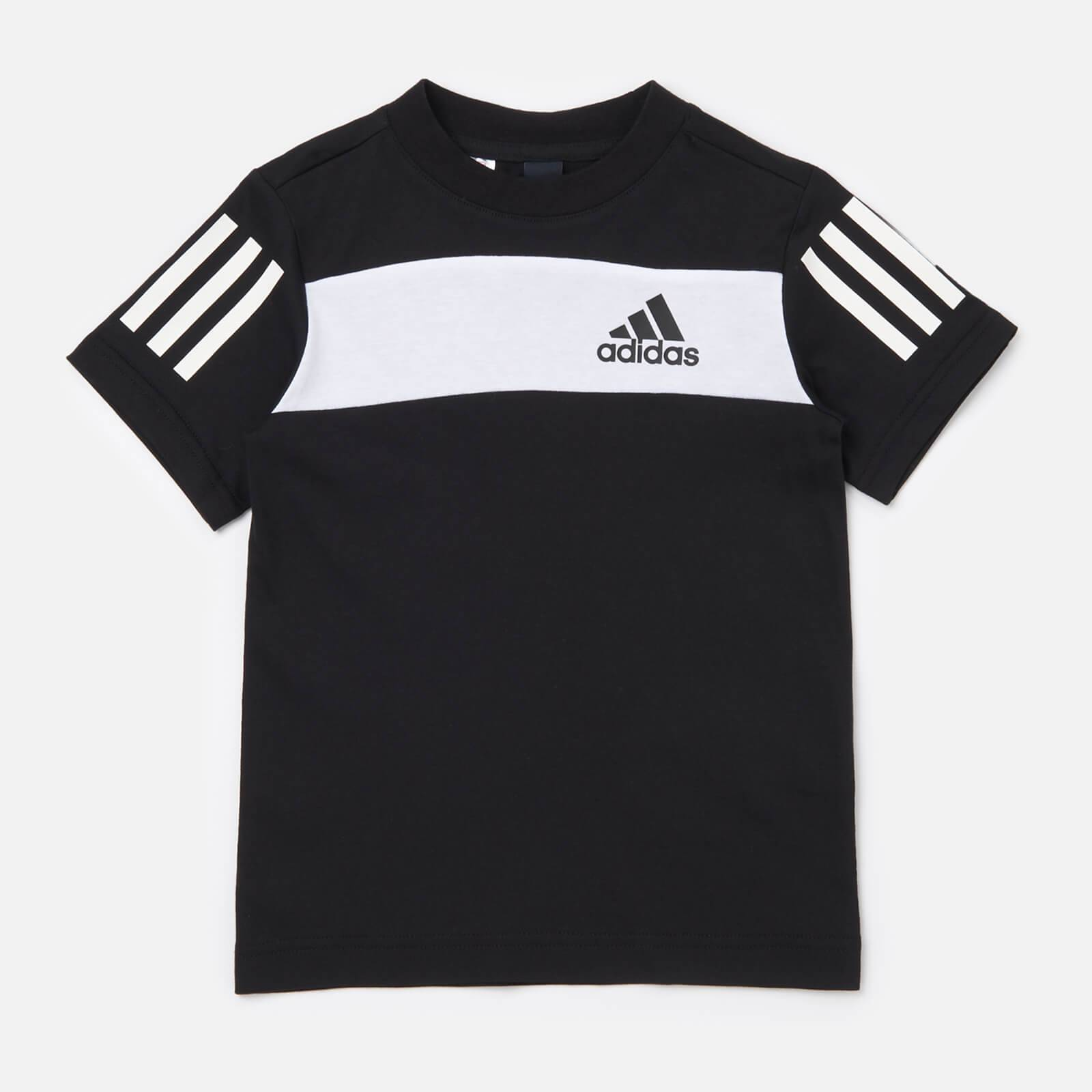 adidas Boys' Young Boys Sid T-Shirt - Black - 9-10 Years