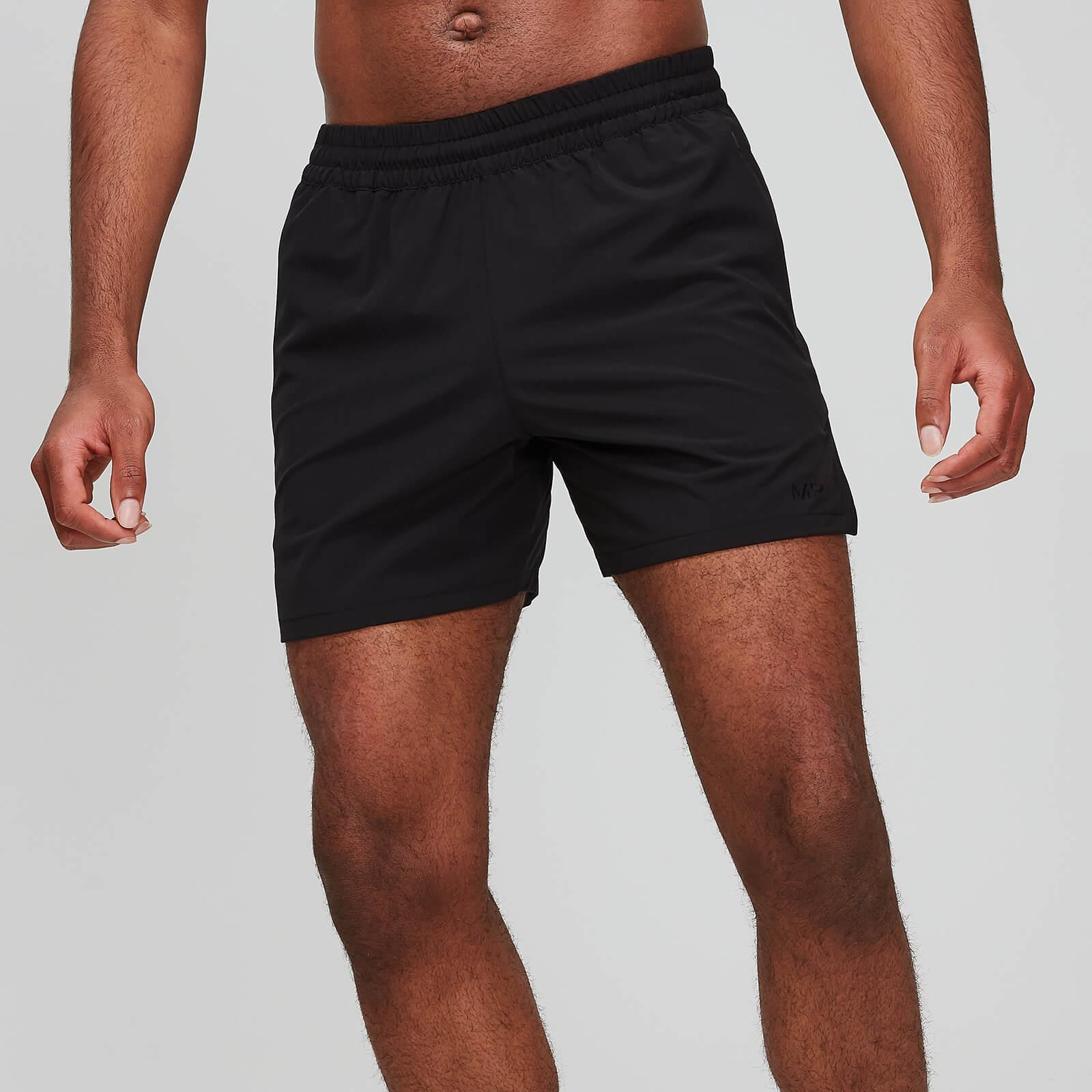 Myprotein MP Essentials Training 5 Inch Shorts - Black - XL
