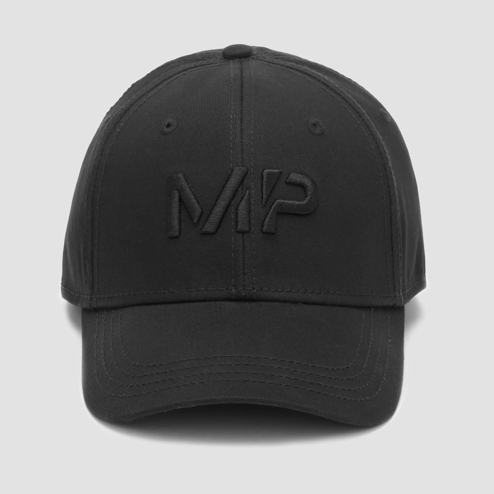 Myprotein MP Essentials Baseball Cap - Black