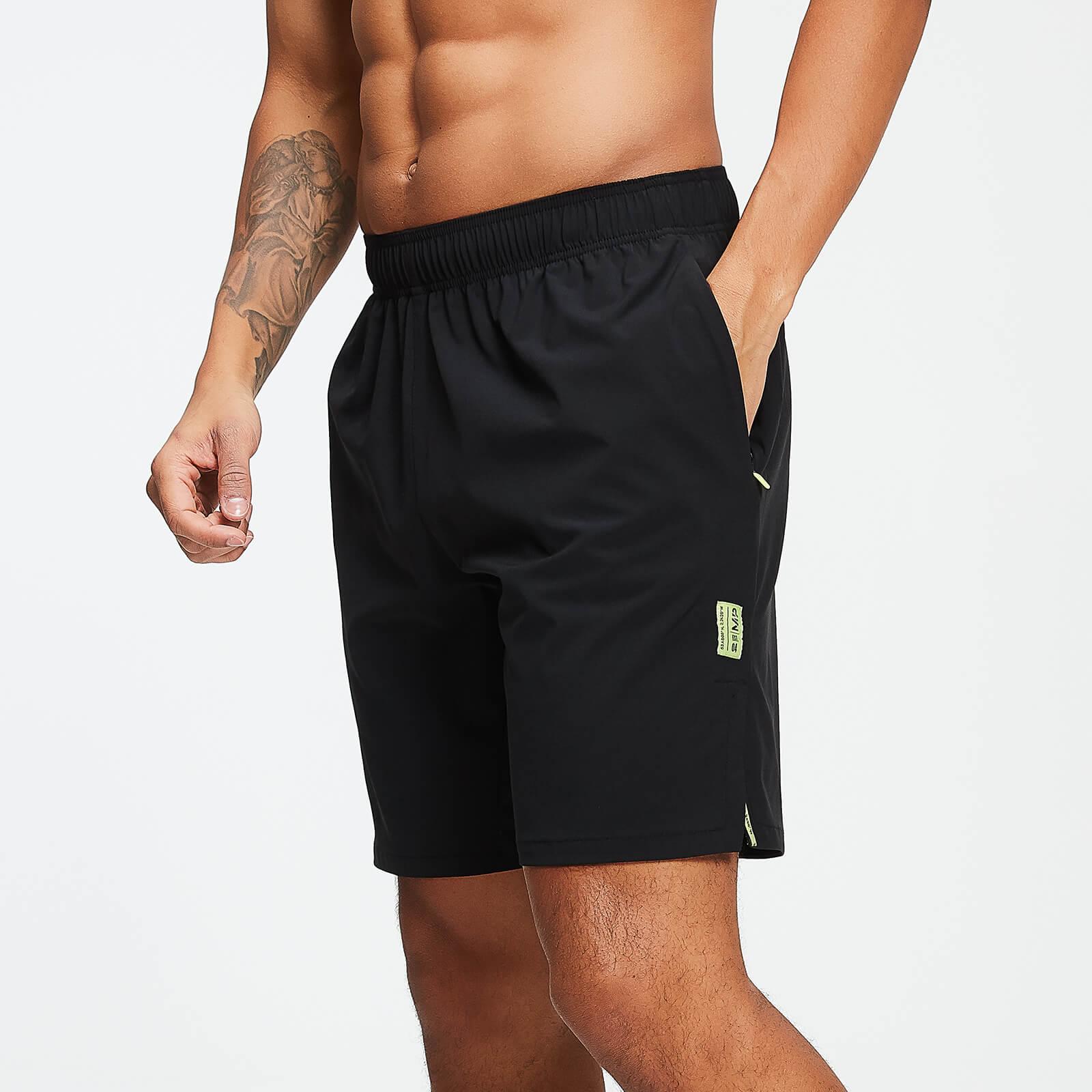 Myprotein MP Training Men's Stretch Woven 9 Inch Shorts - Black - M