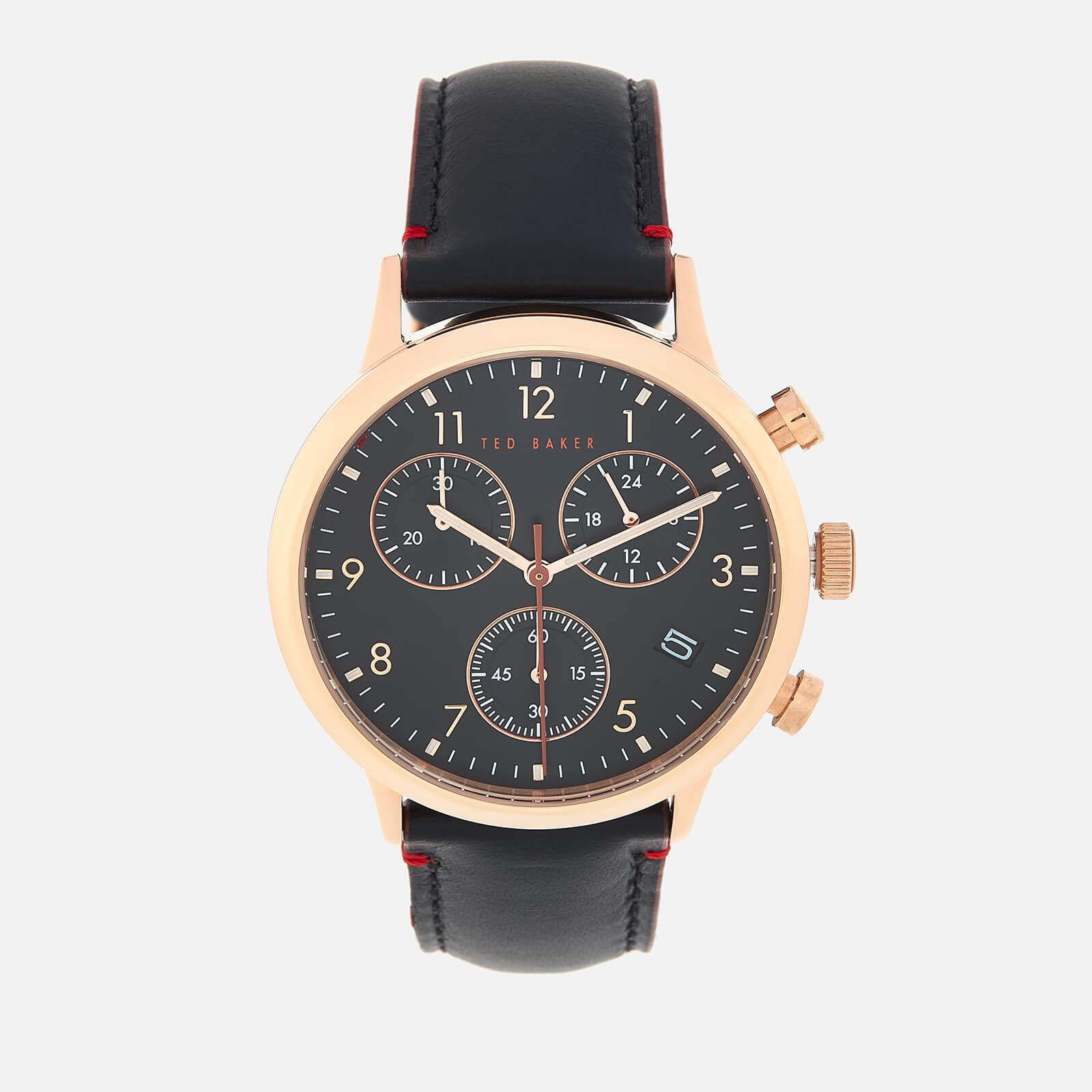 Ted Baker Men's Cosmop Chrono Watch - Black