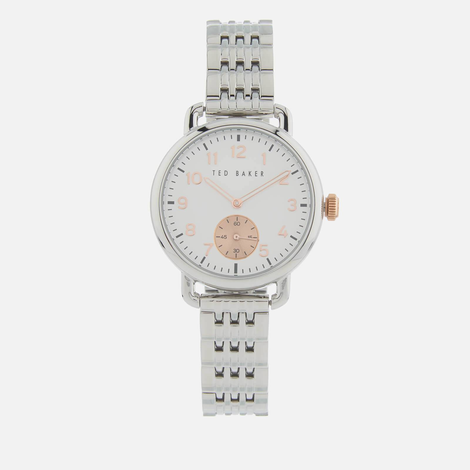 Ted Baker Women's Hannahh Watch - Silver/Silver