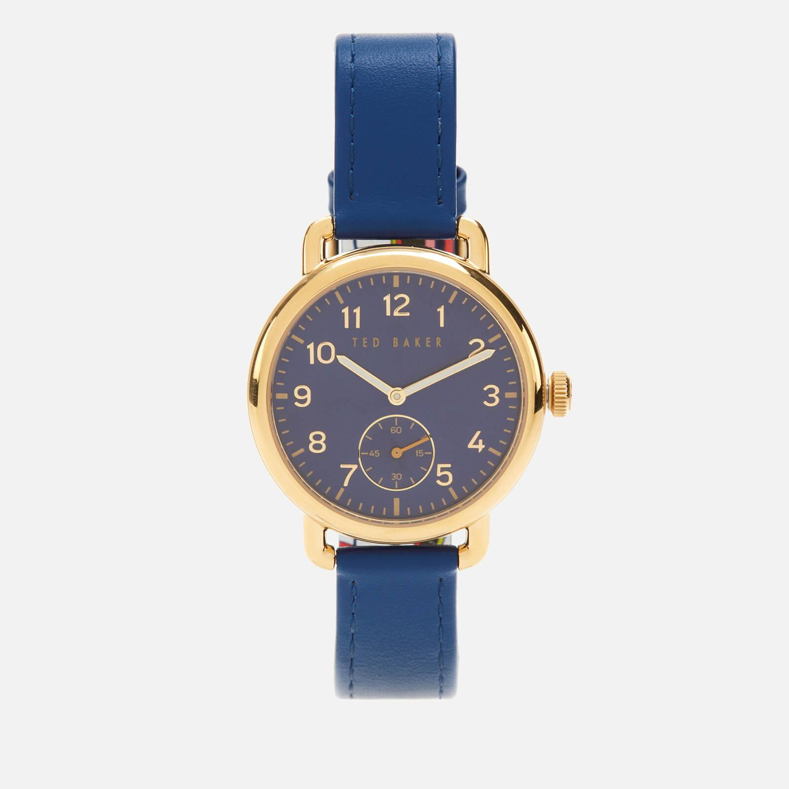 Ted Baker Women's Hannahh Watch - Navy