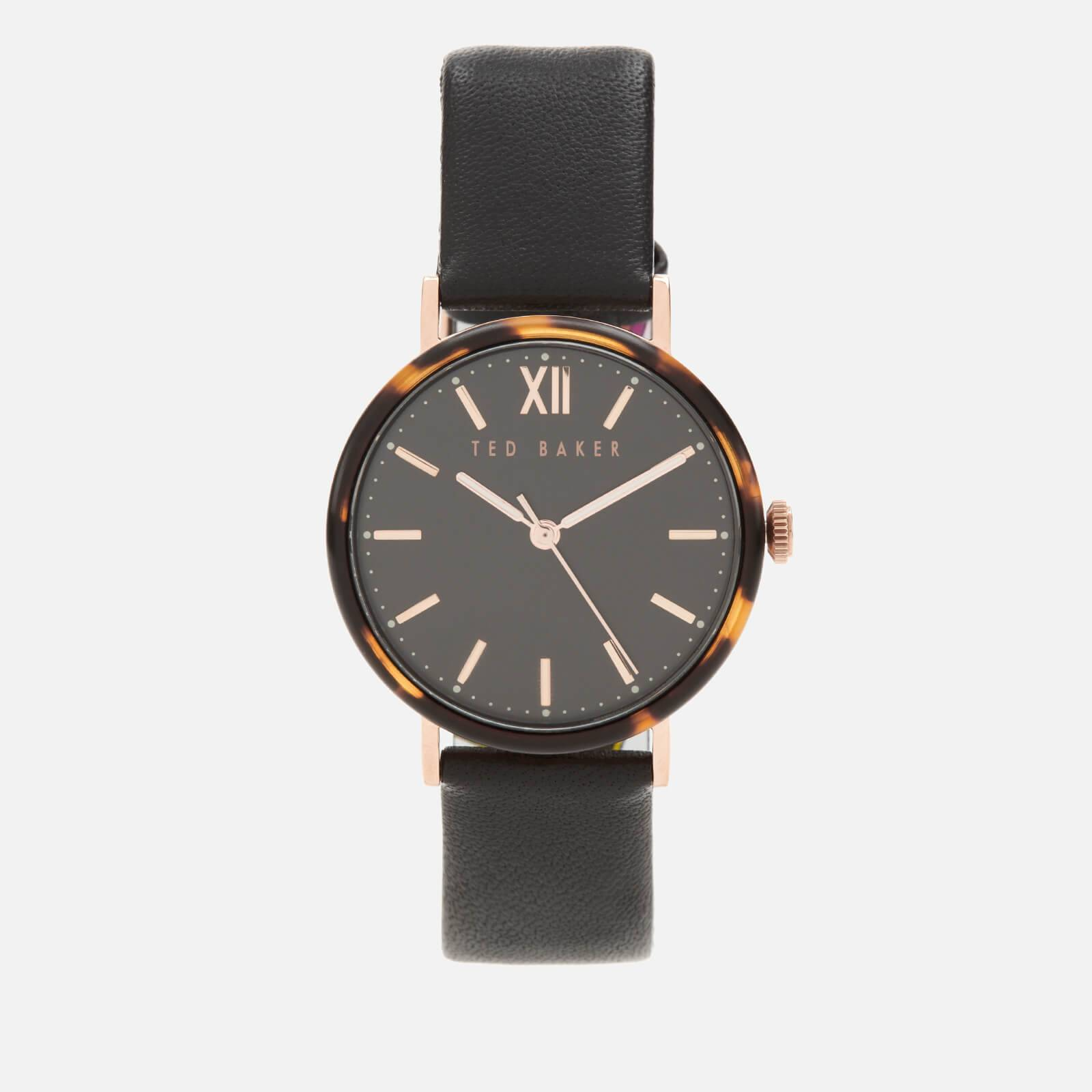 Ted Baker Women's Phylipa Watch - Black