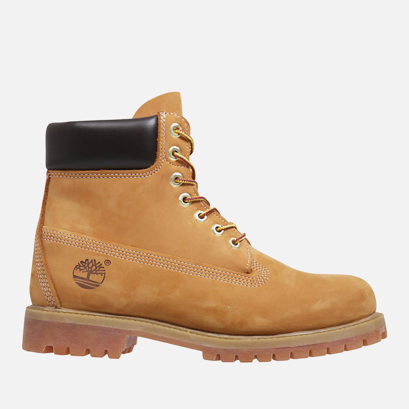 Timberland Men's 6 Inch Premium Boots - Wheat - UK 11