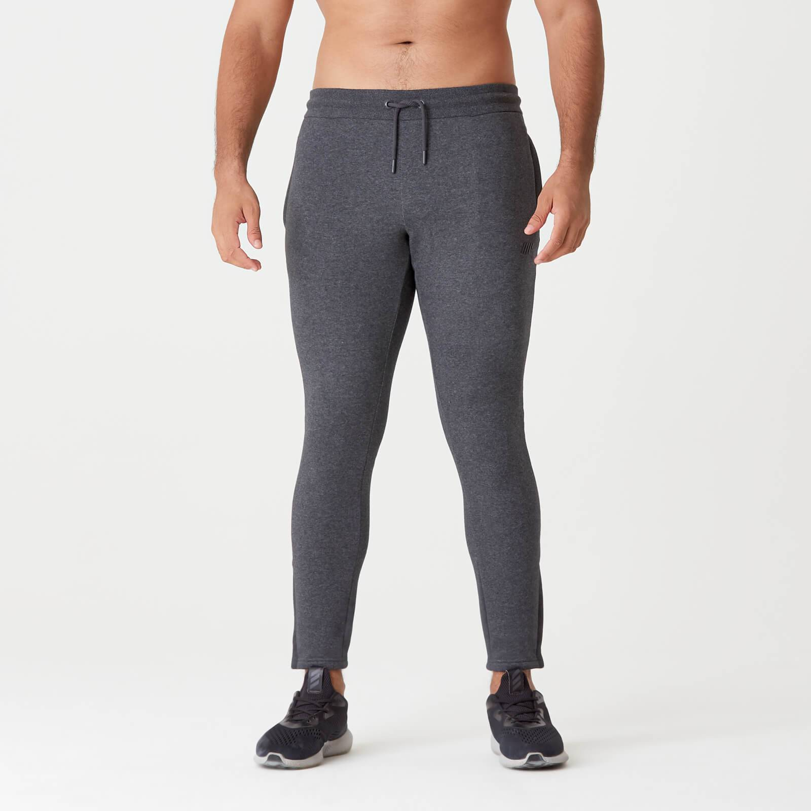 Myprotein Tru-Fit Joggers 2.0 - Charcoal Marl - S