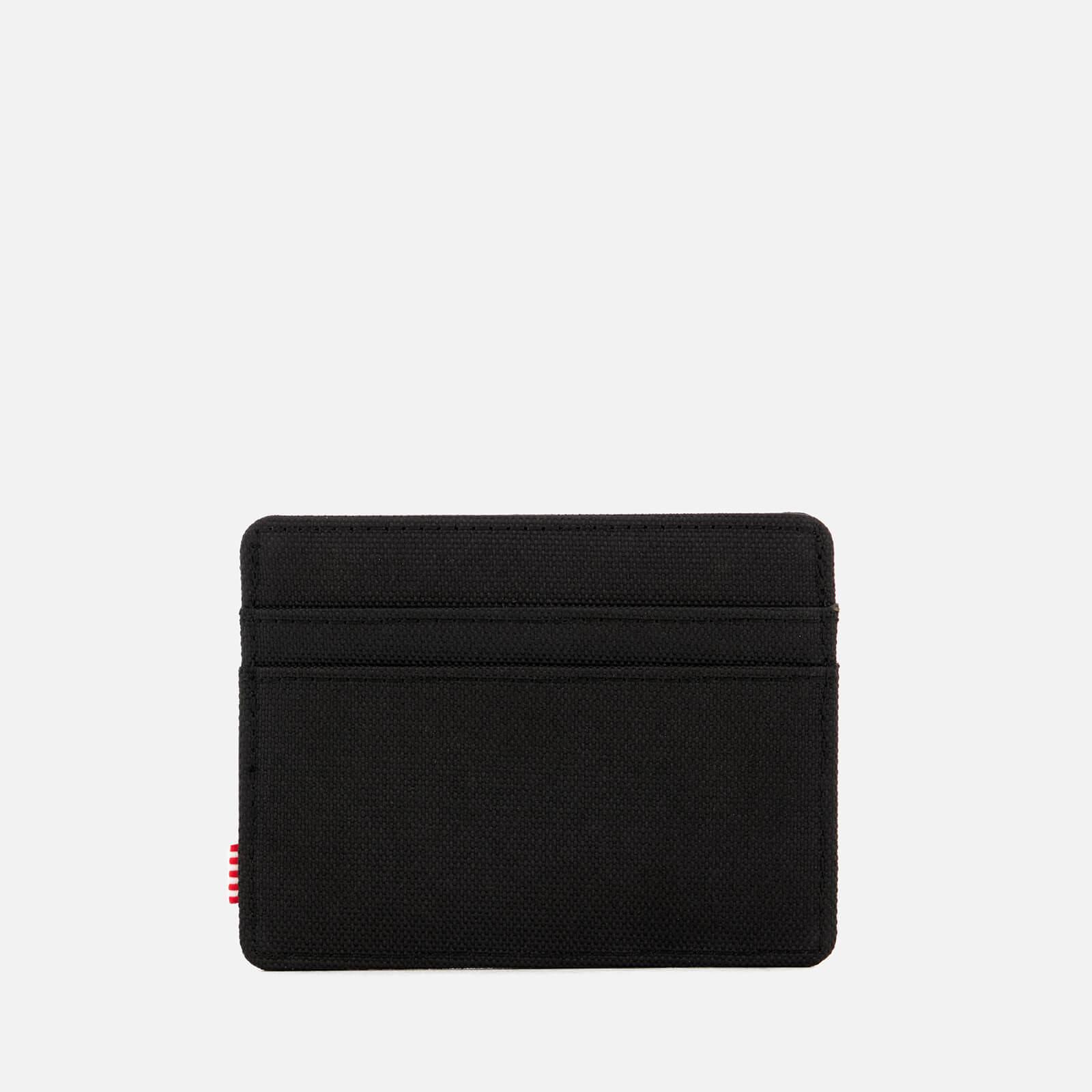 Herschel Supply Co. Men's Charlie Card Holder - Black