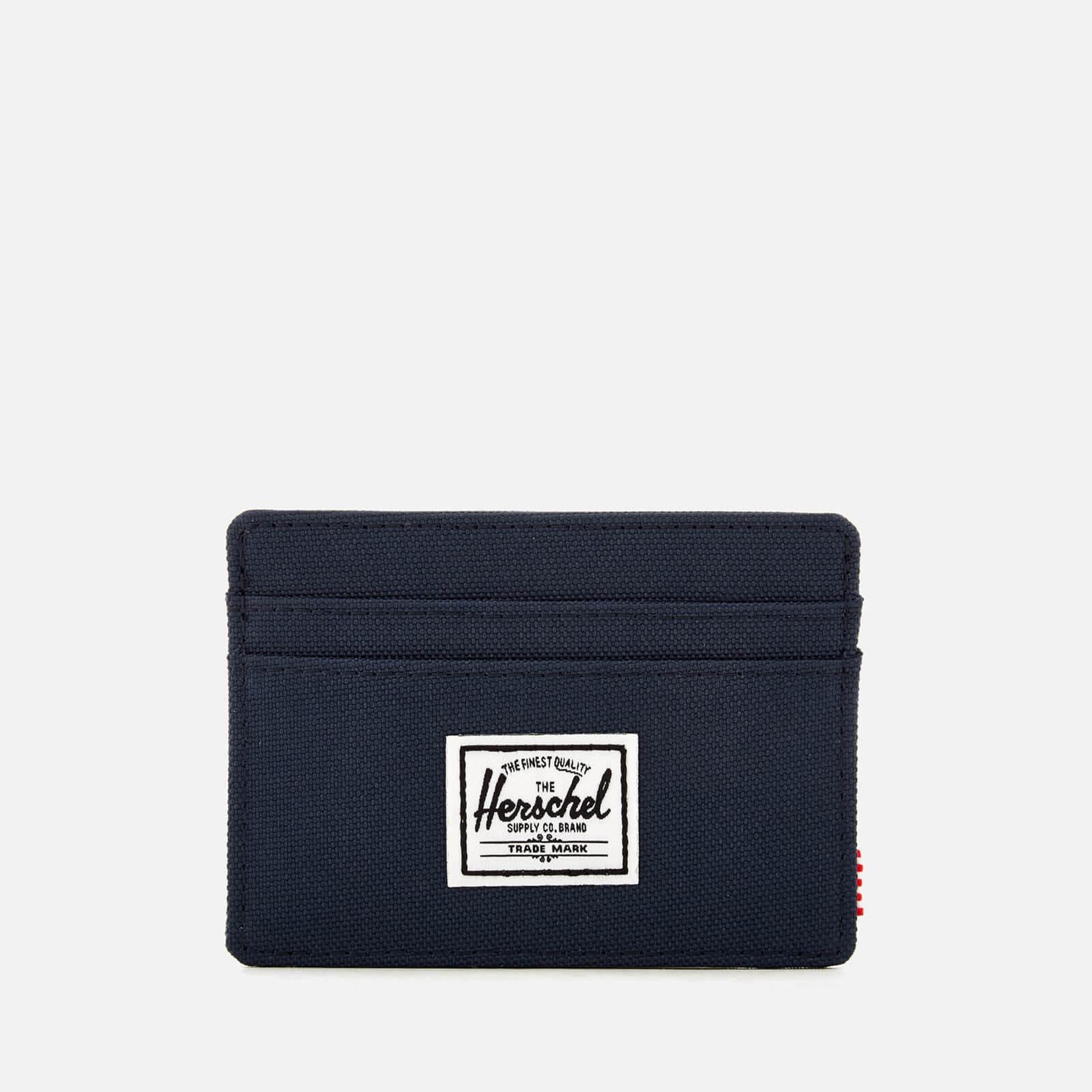 Herschel Supply Co. Men's Charlie Card Holder - Navy