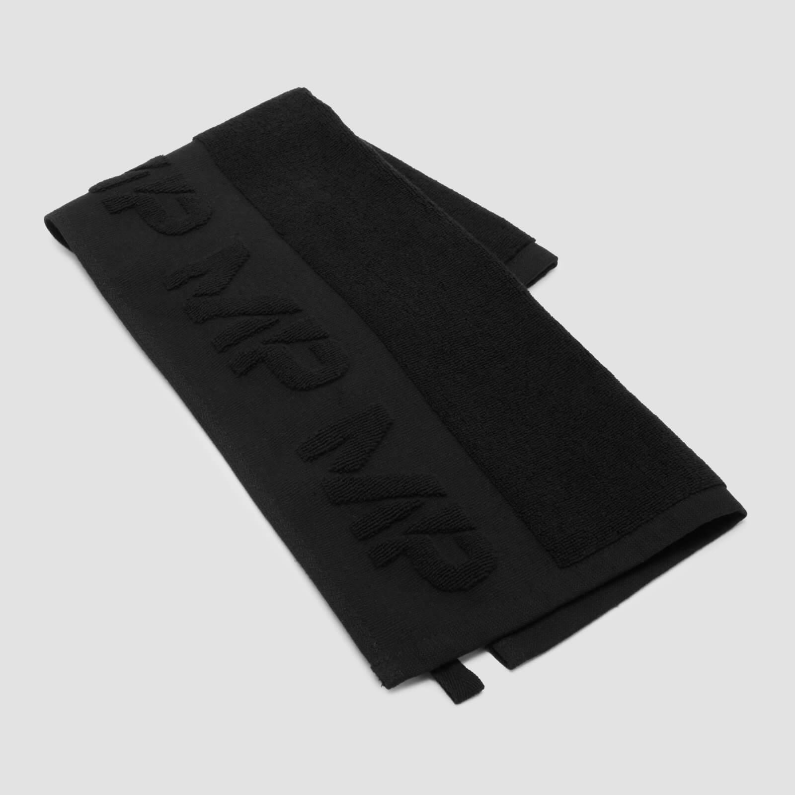 Myprotein MP Hand Towel - Black