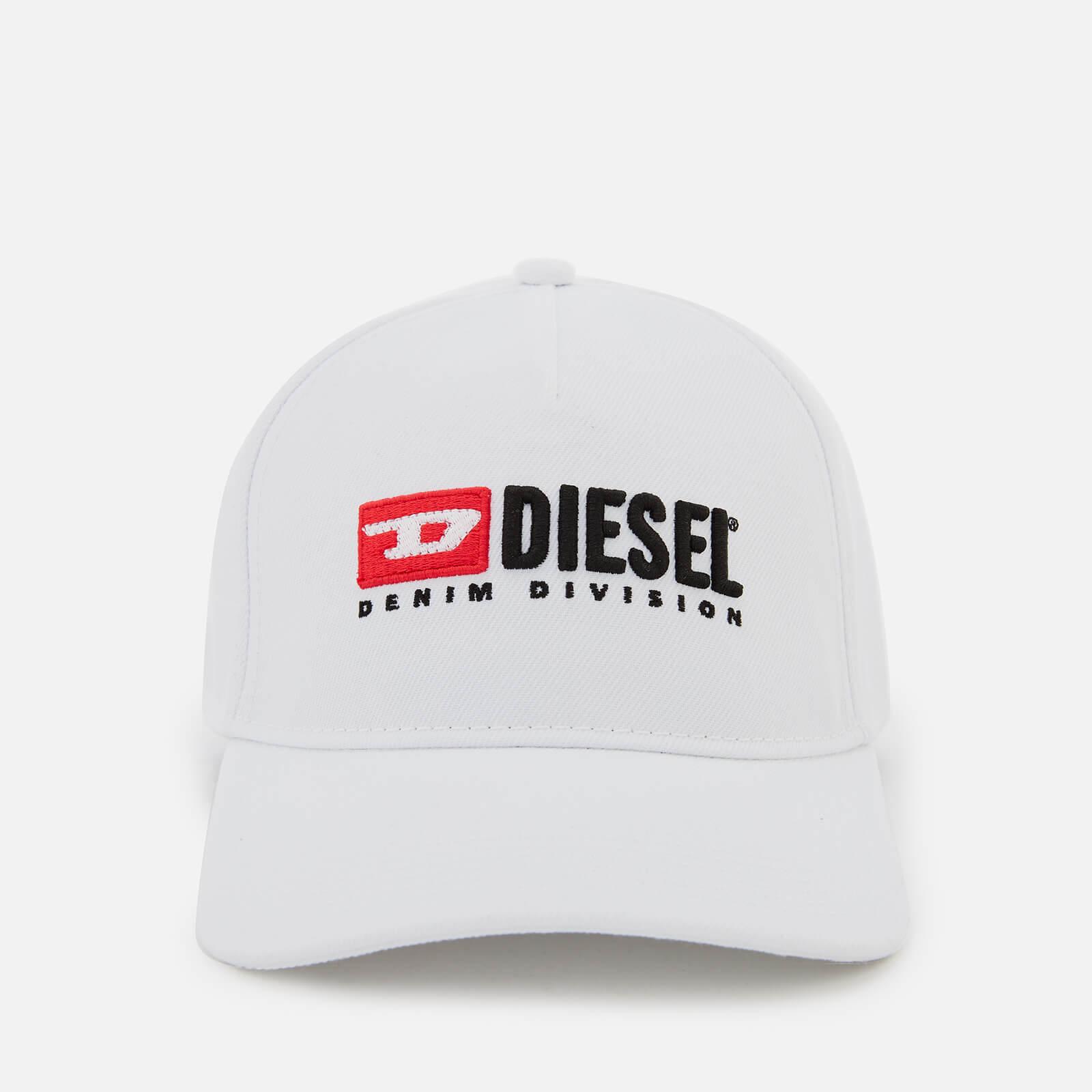 Diesel Men's Cakery Max Cap - White