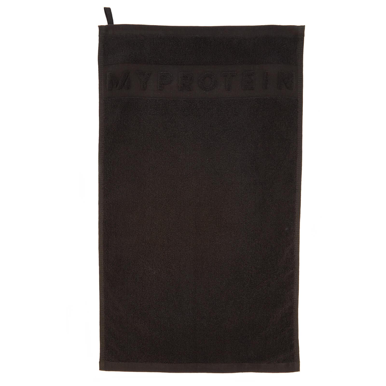 Myprotein Logo Hand Towel - Dark Khaki