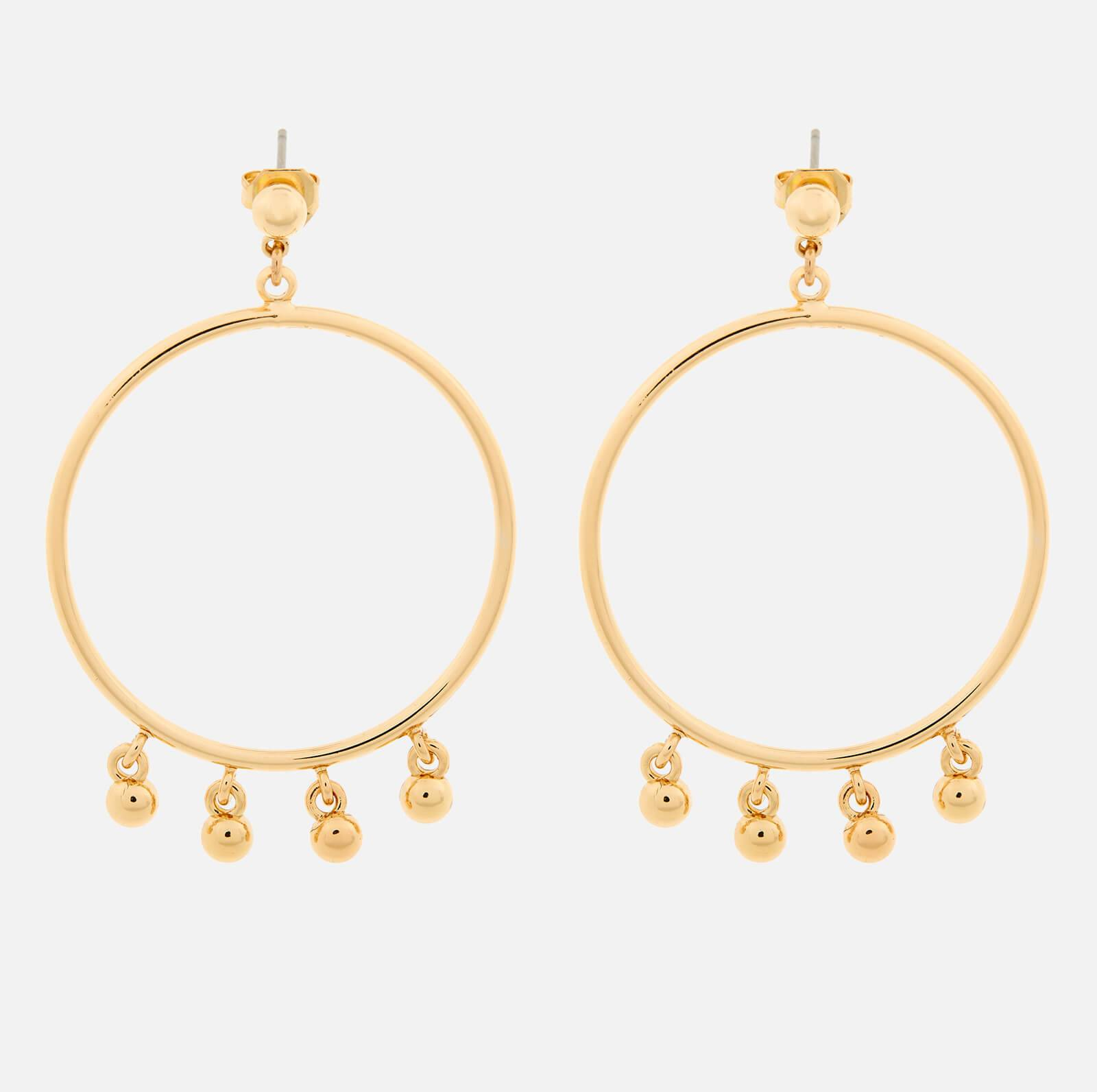 Whistles Women's Multi Sphere Drop Earrings - Gold
