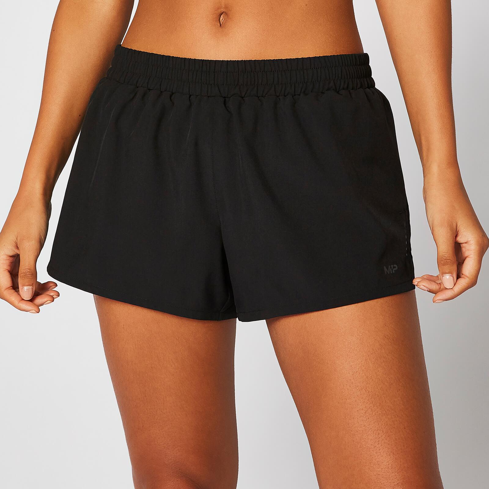 Myprotein Energy Dual Shorts - Black - XL