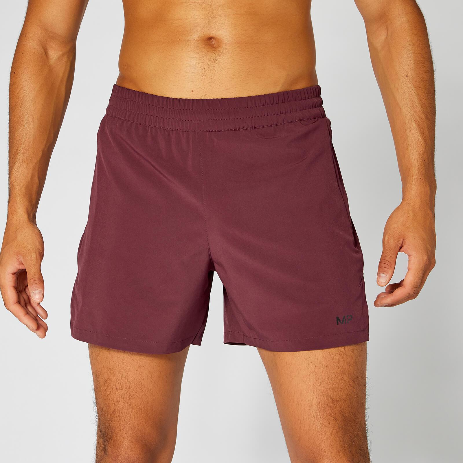Myprotein Sprint 5 Inch Shorts - Oxblood - XL