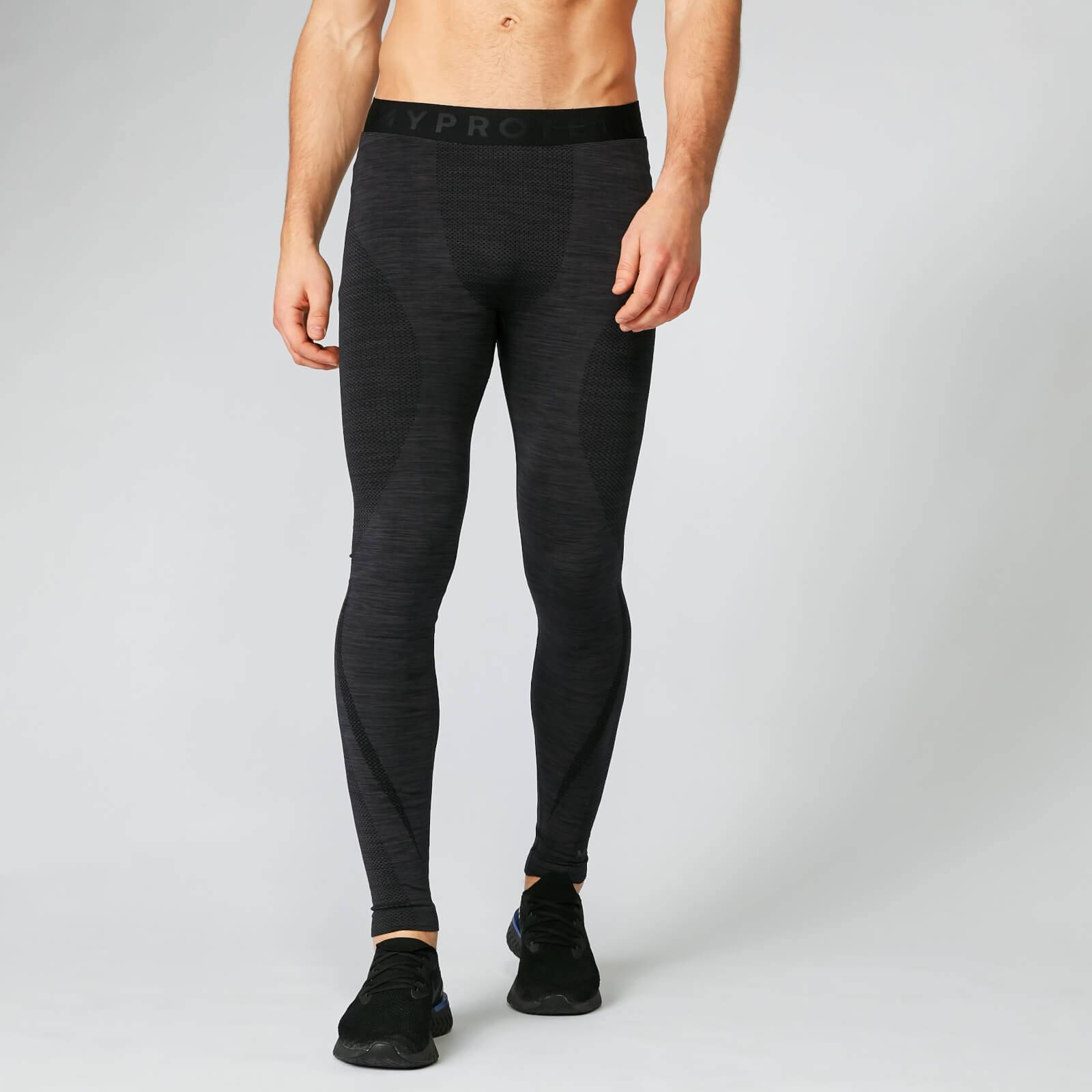 Myprotein Sculpt Seamless Tights - Slate - S