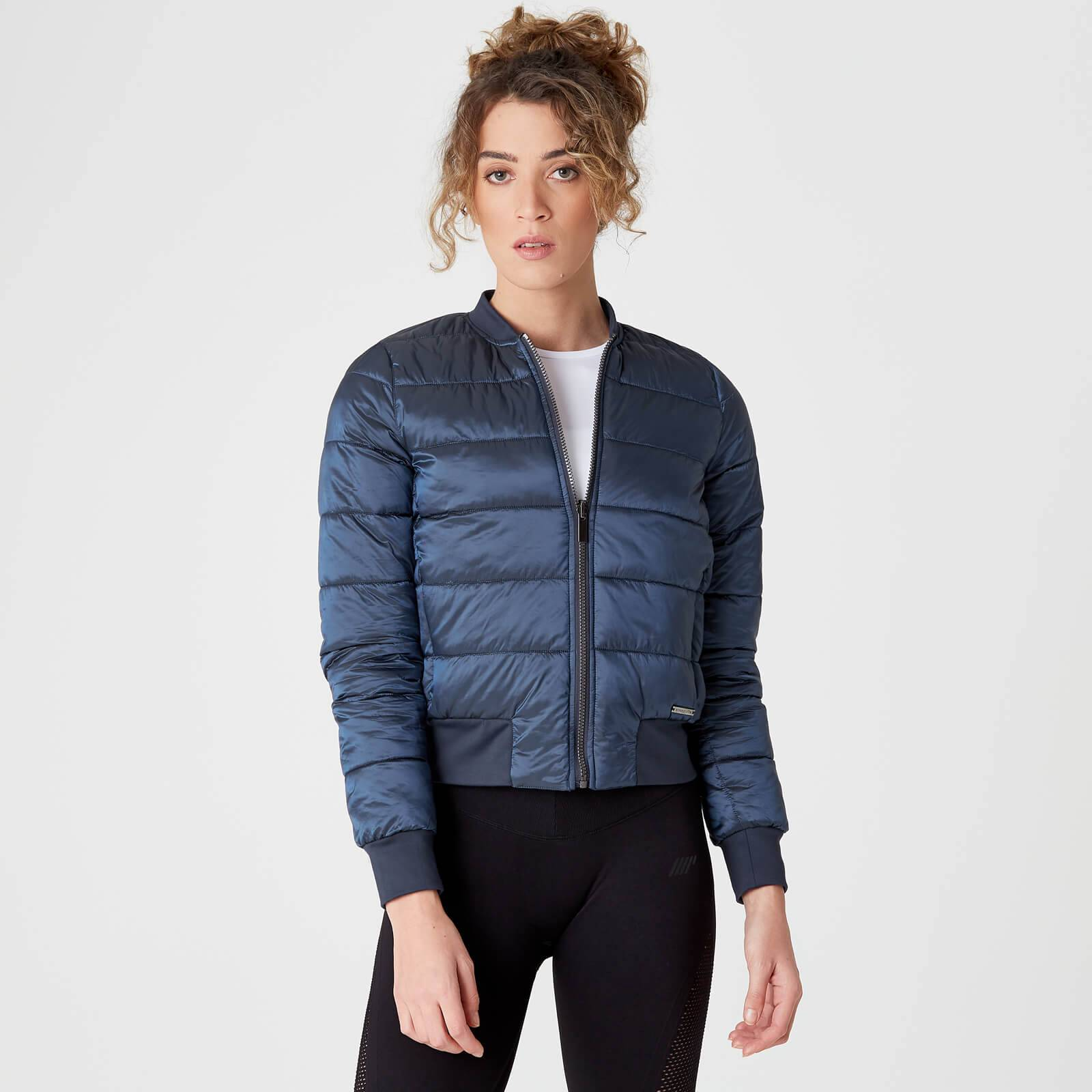 Myprotein MP Reversible Bomber Jacket - Dark Indigo - S